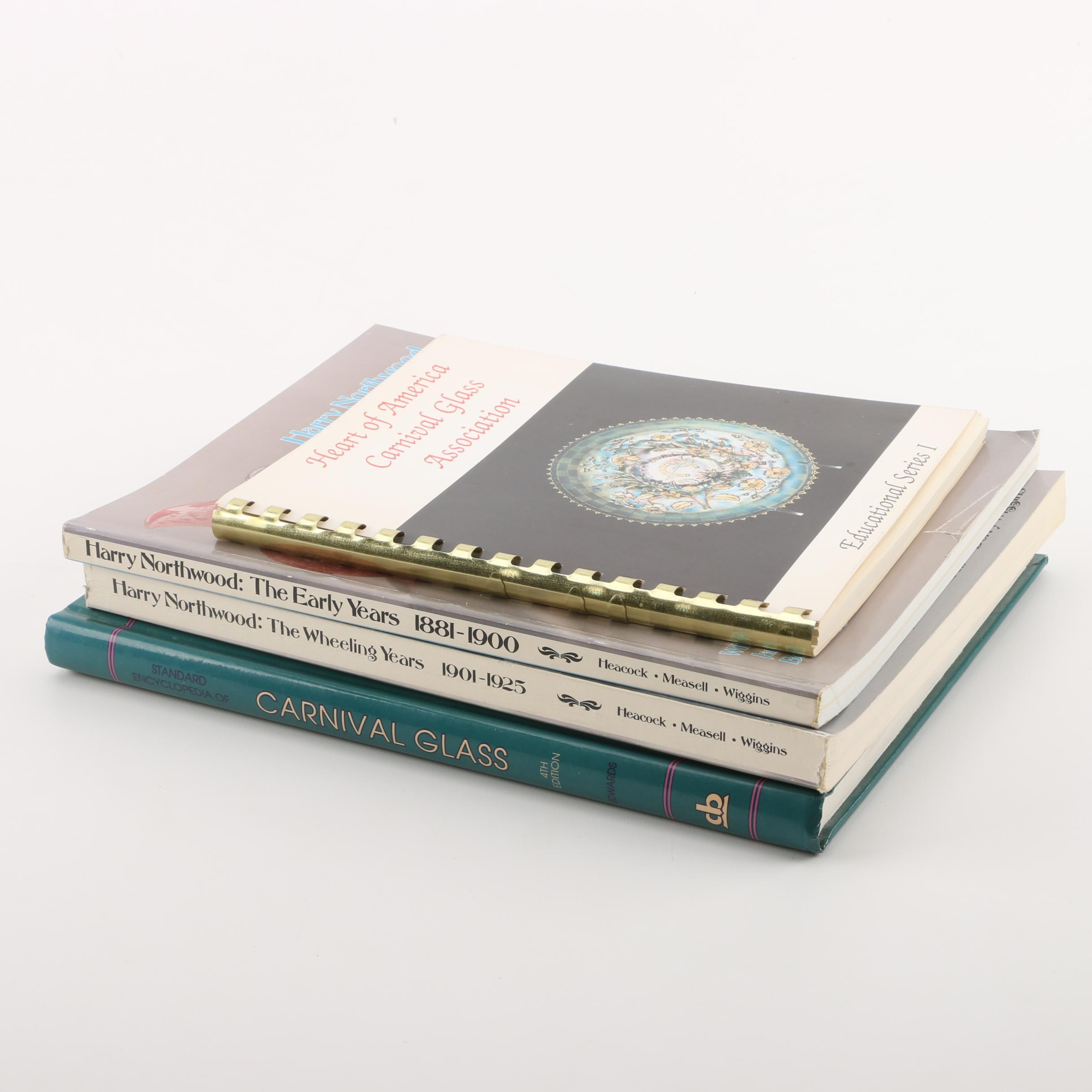 Books on Carnival Glass