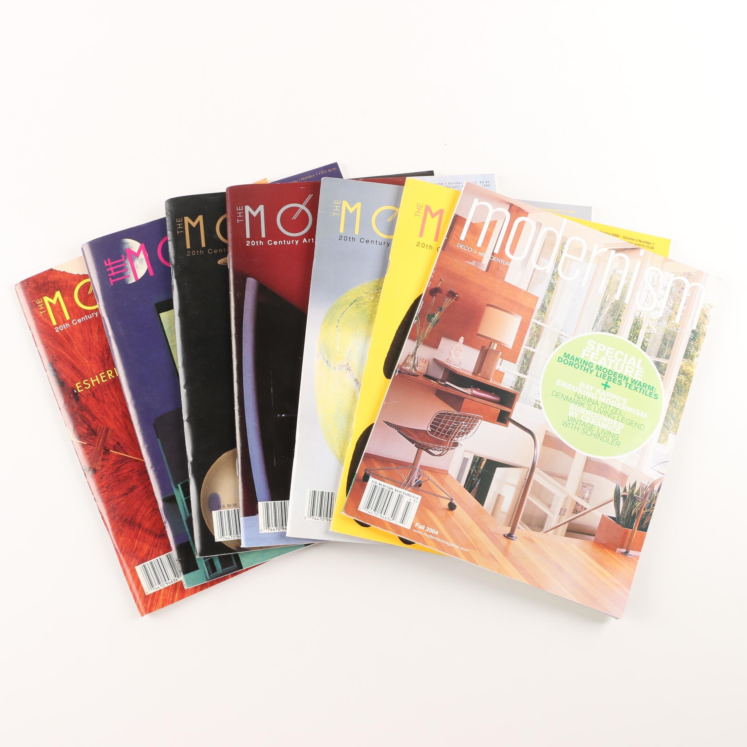 """Modernism"" Magazines"