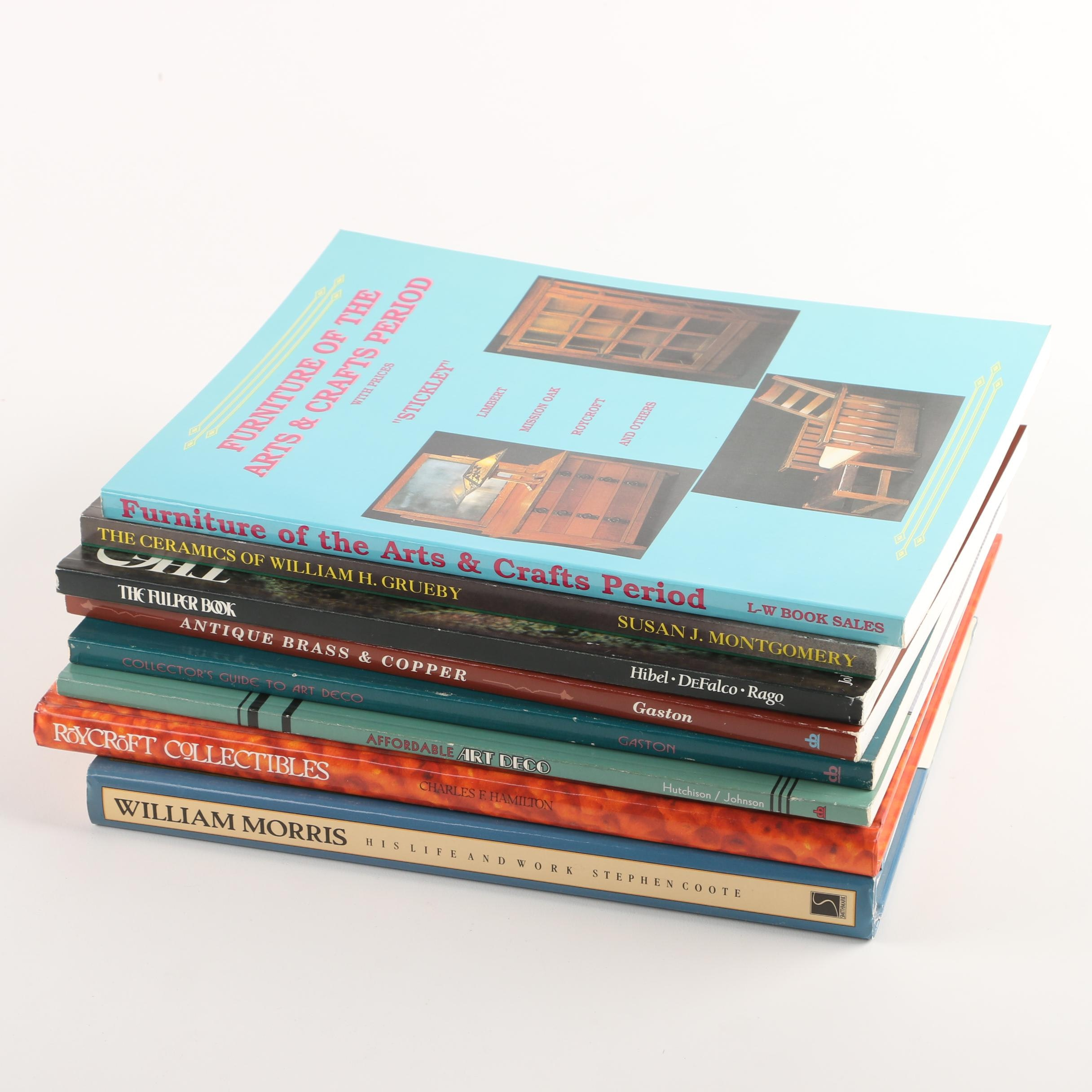Collector Guides on Art, Antiques, and Furniture