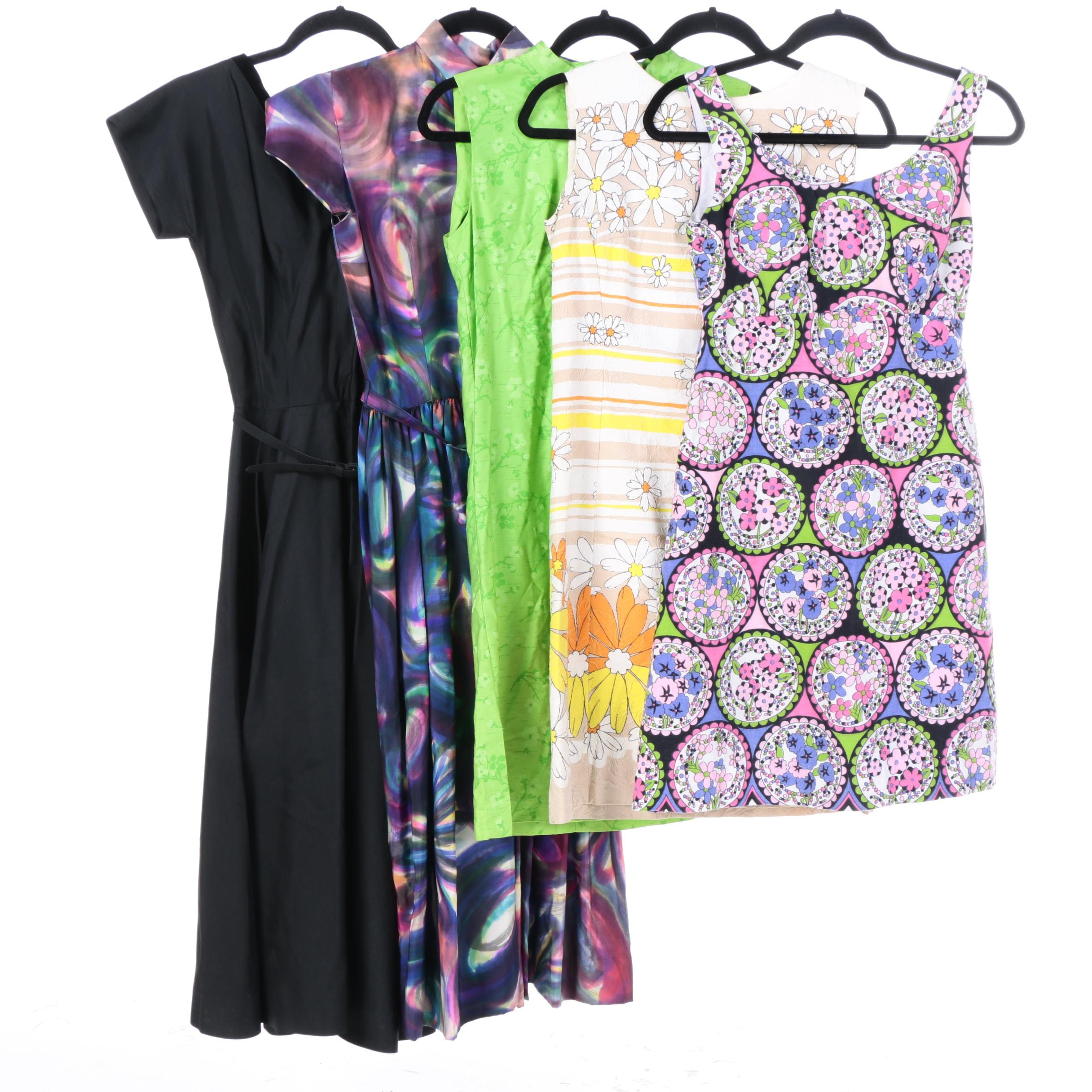 Vintage Summer Dresses Including Evelyn Pearson and Alex Colman