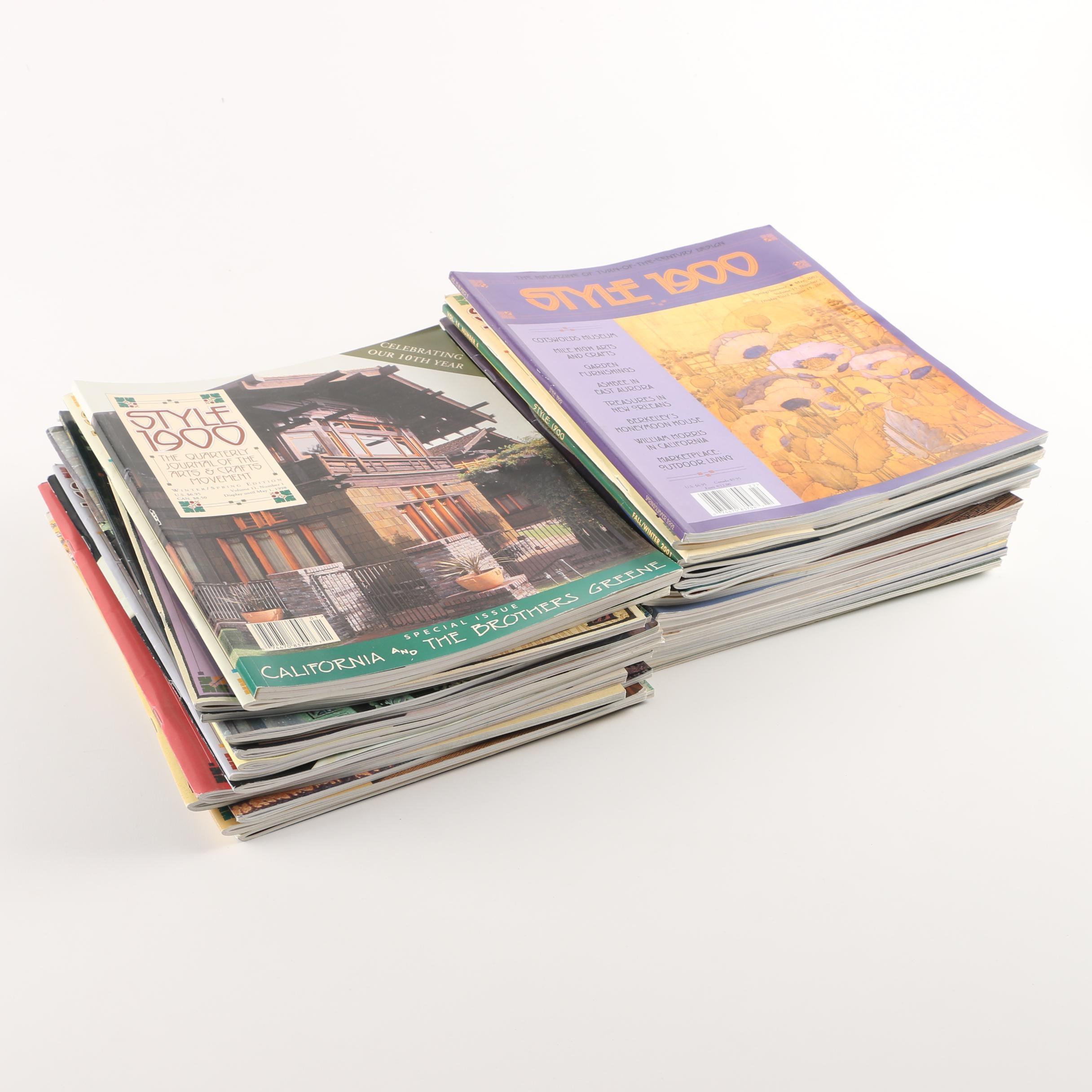 """""""Style 1900"""" Magazines"""