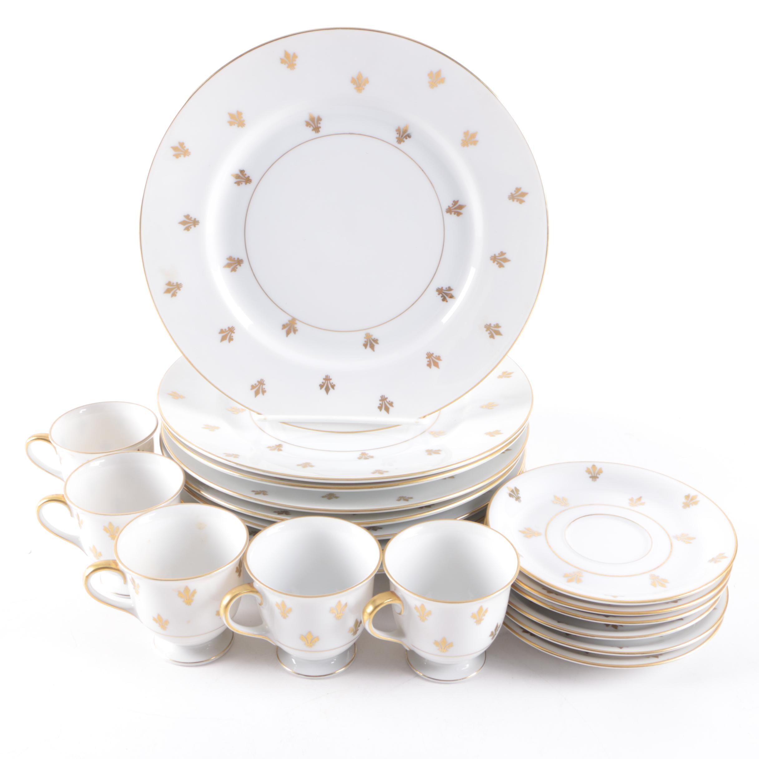 "Eschenbach ""Suzette"" Baronet China Tableware"
