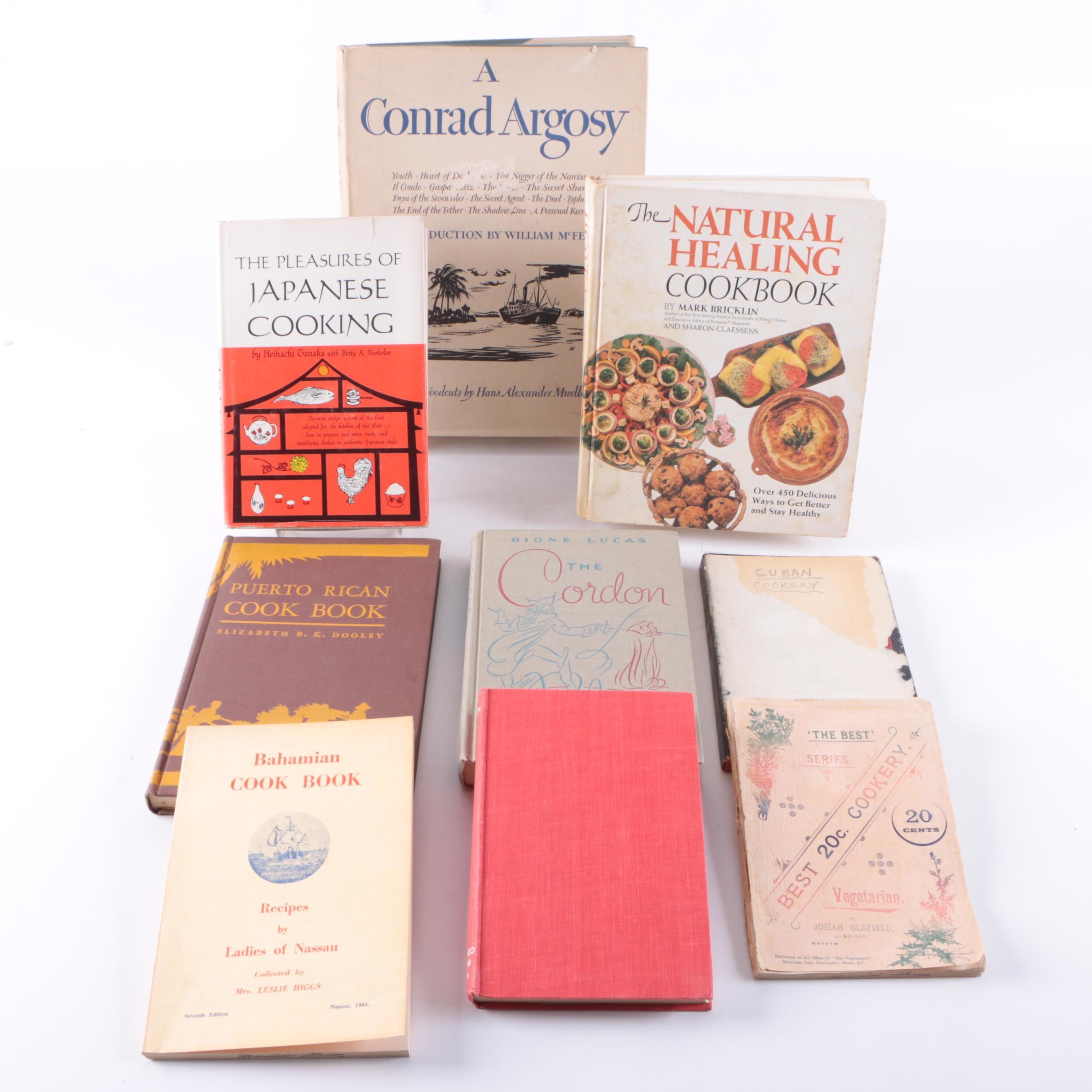International Cookbooks