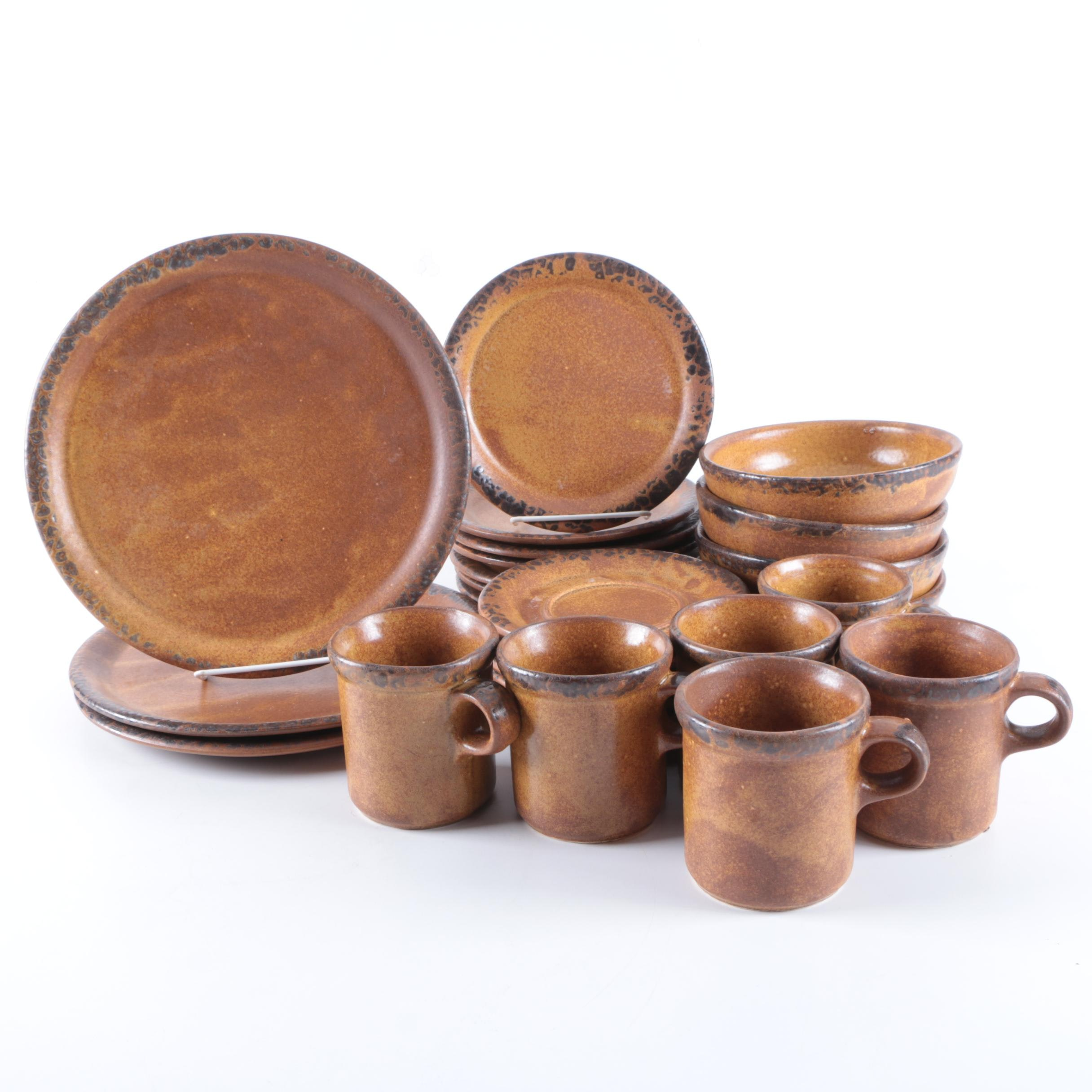 "McCoy ""Canyon"" Tableware"