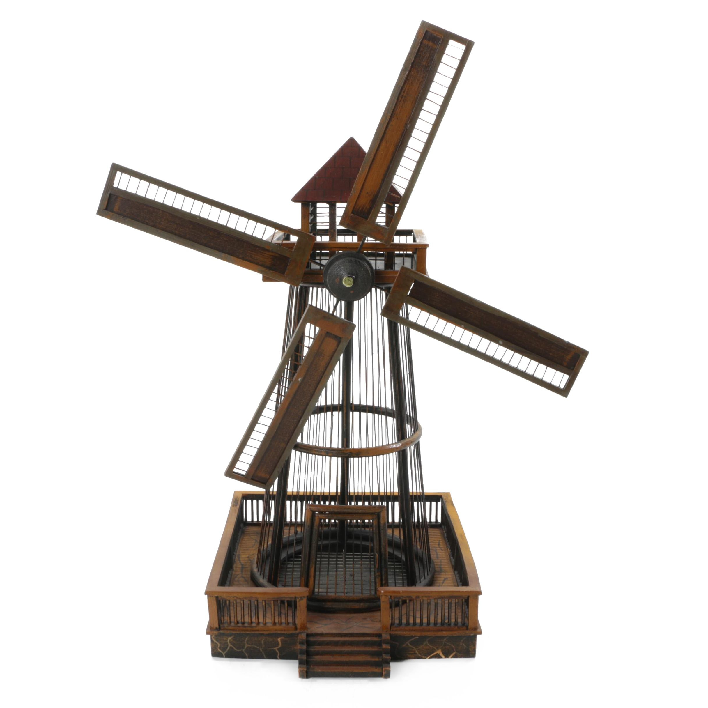 Windmill Cage