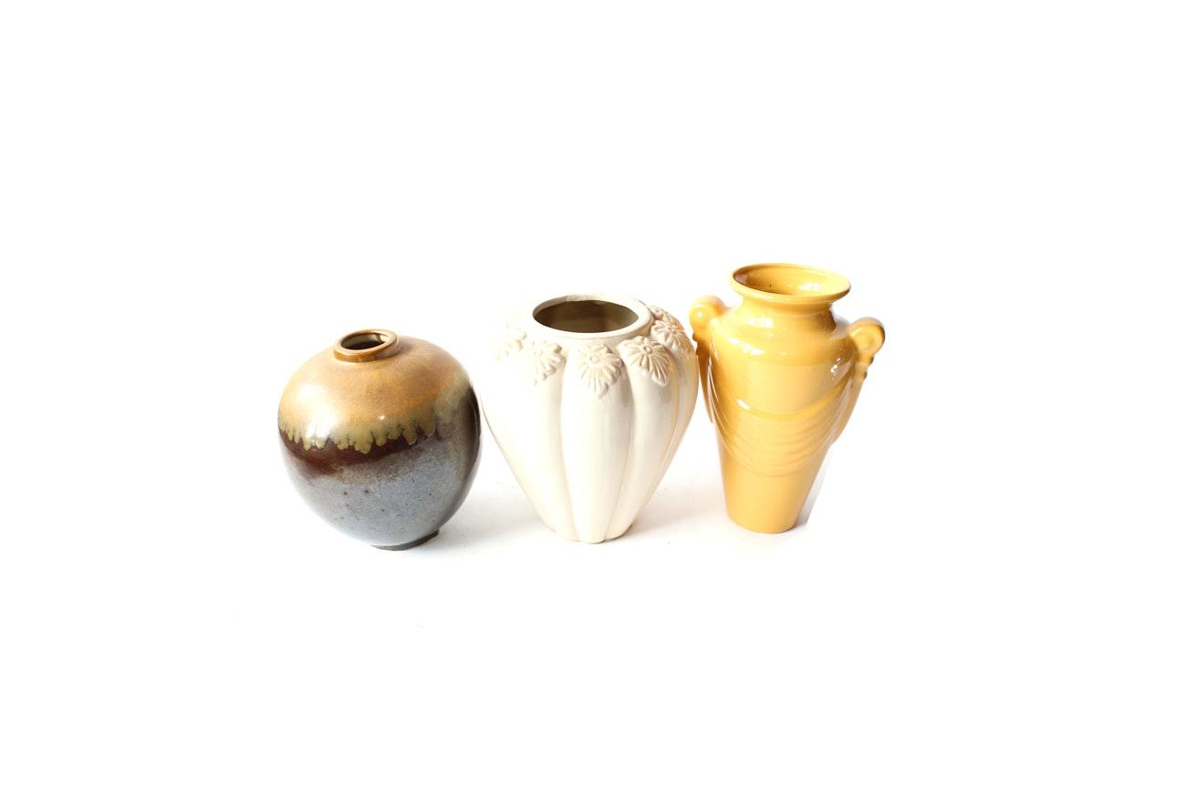 Earthtone Pottery