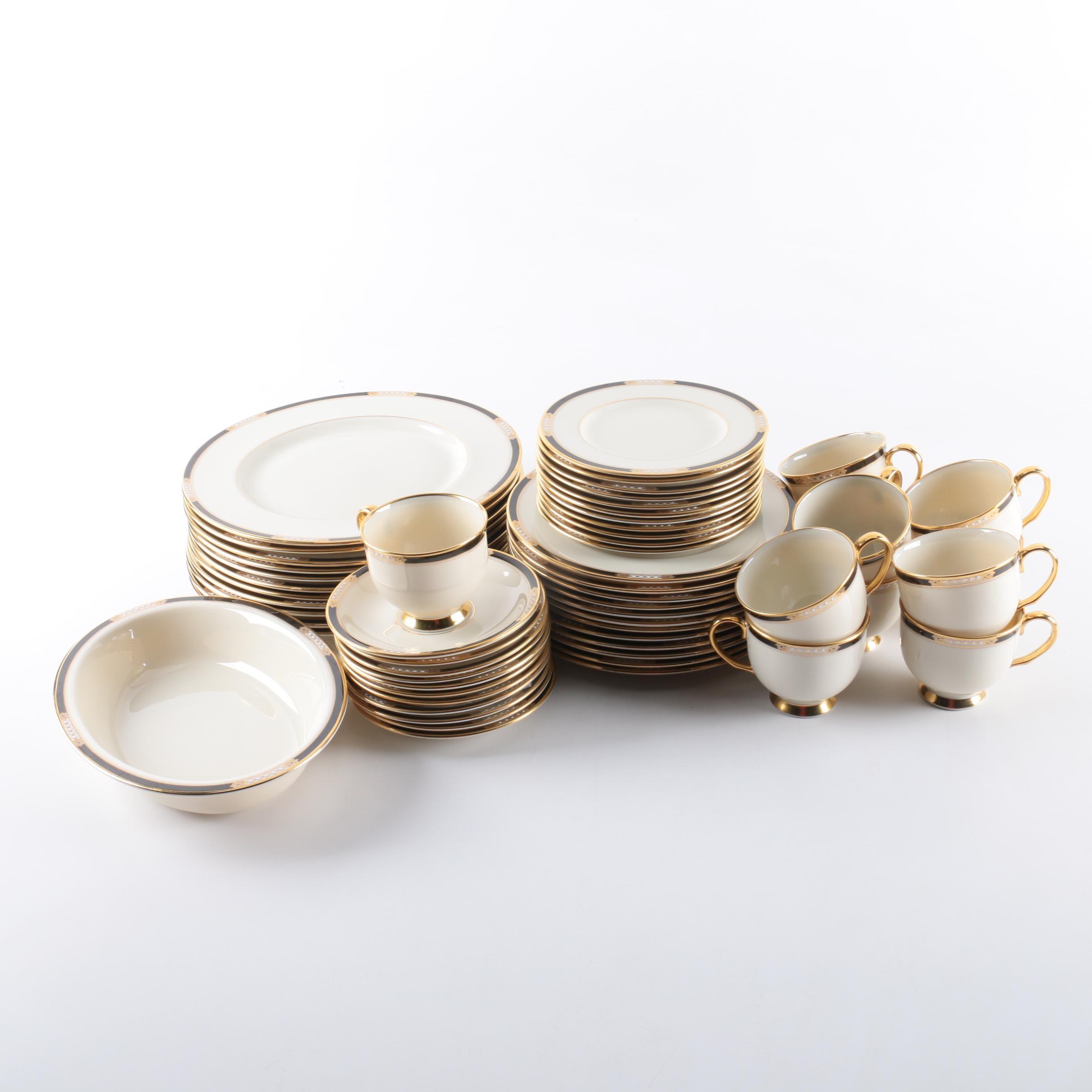"Lenox ""Hancock"" Porcelain Tableware"