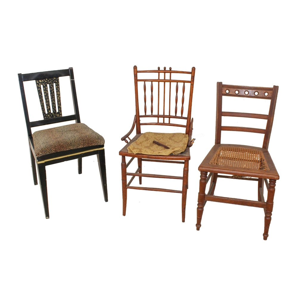 Repair Project Chairs