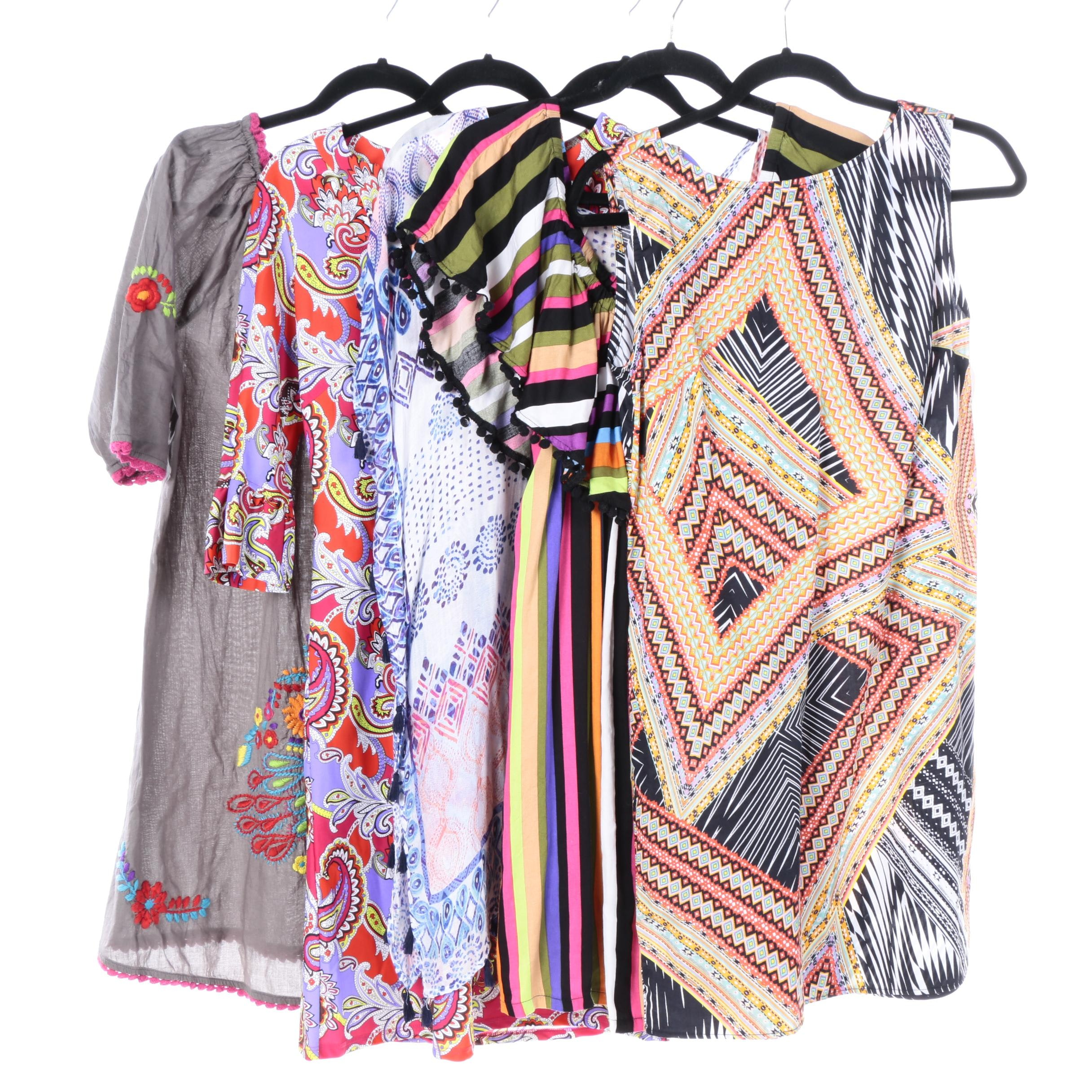 Women's Dresses and Tunic Including Jude Connally