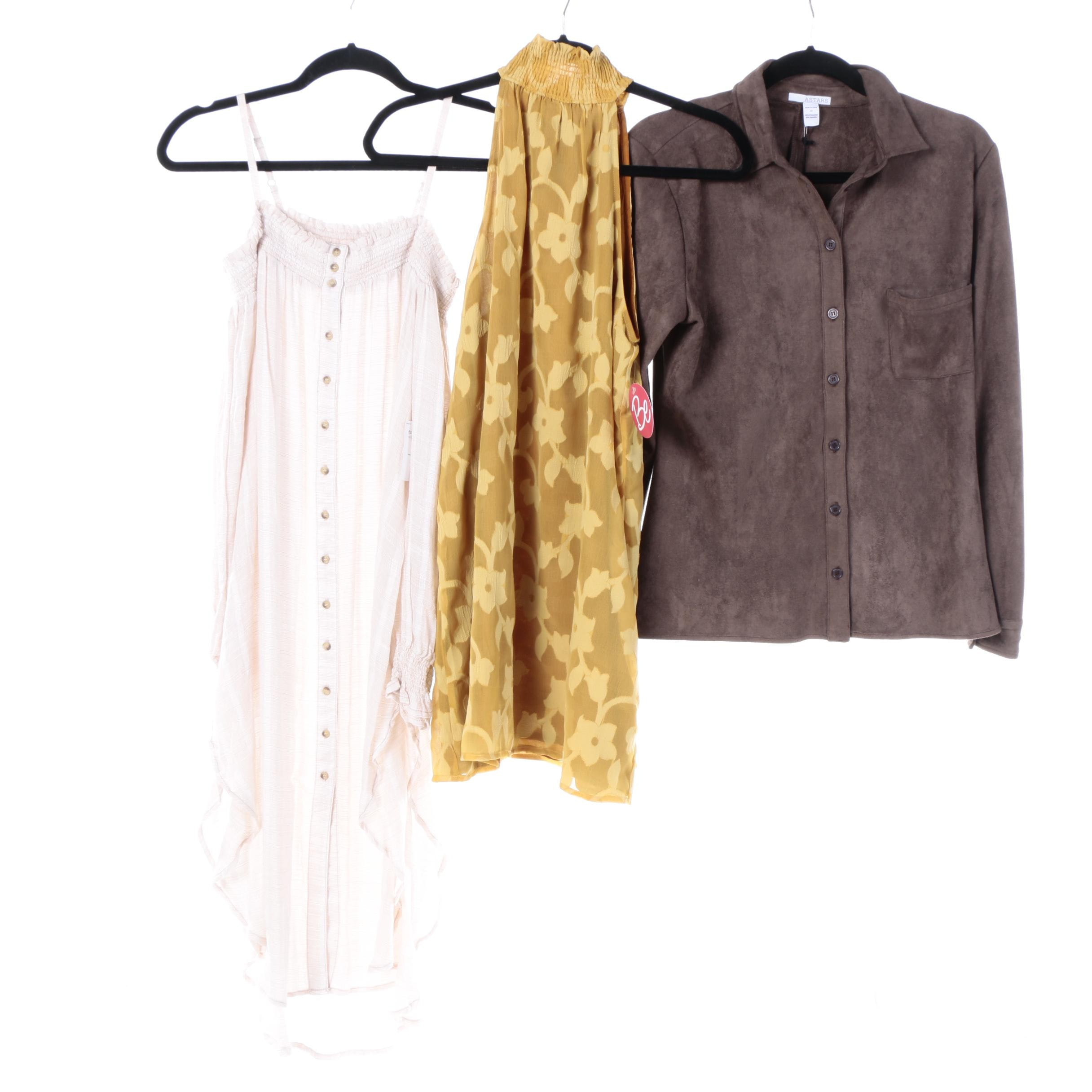 Women's Clothing Including Free People