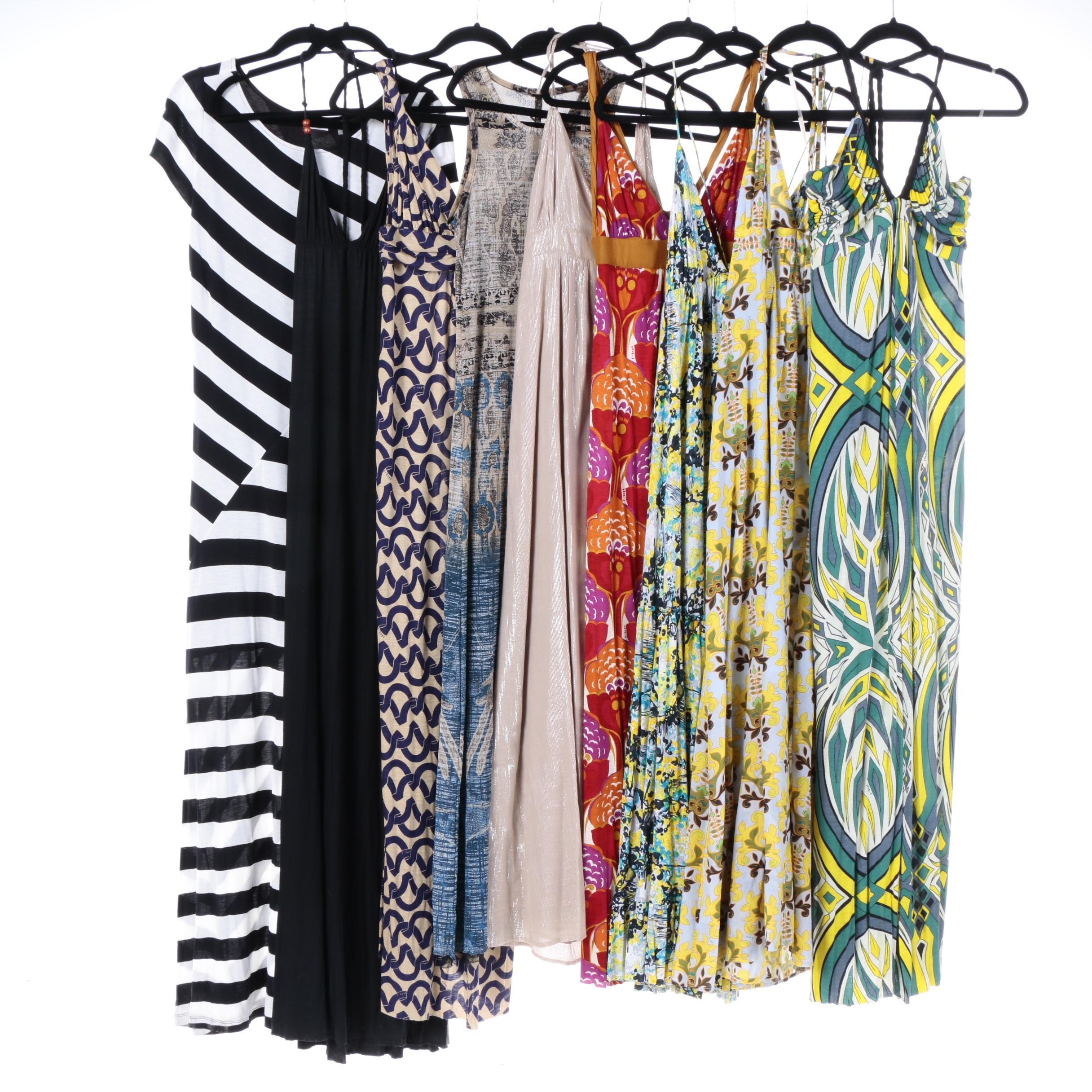 Maxi Dresses Including DKNY and T-Bags Los Angeles