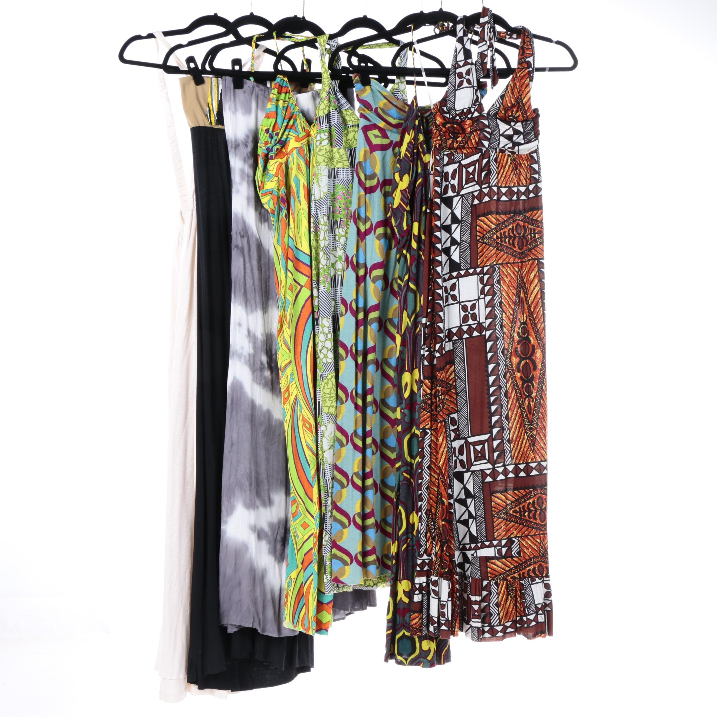 Women's Maxi Dresses Including T-Bags Los Angeles