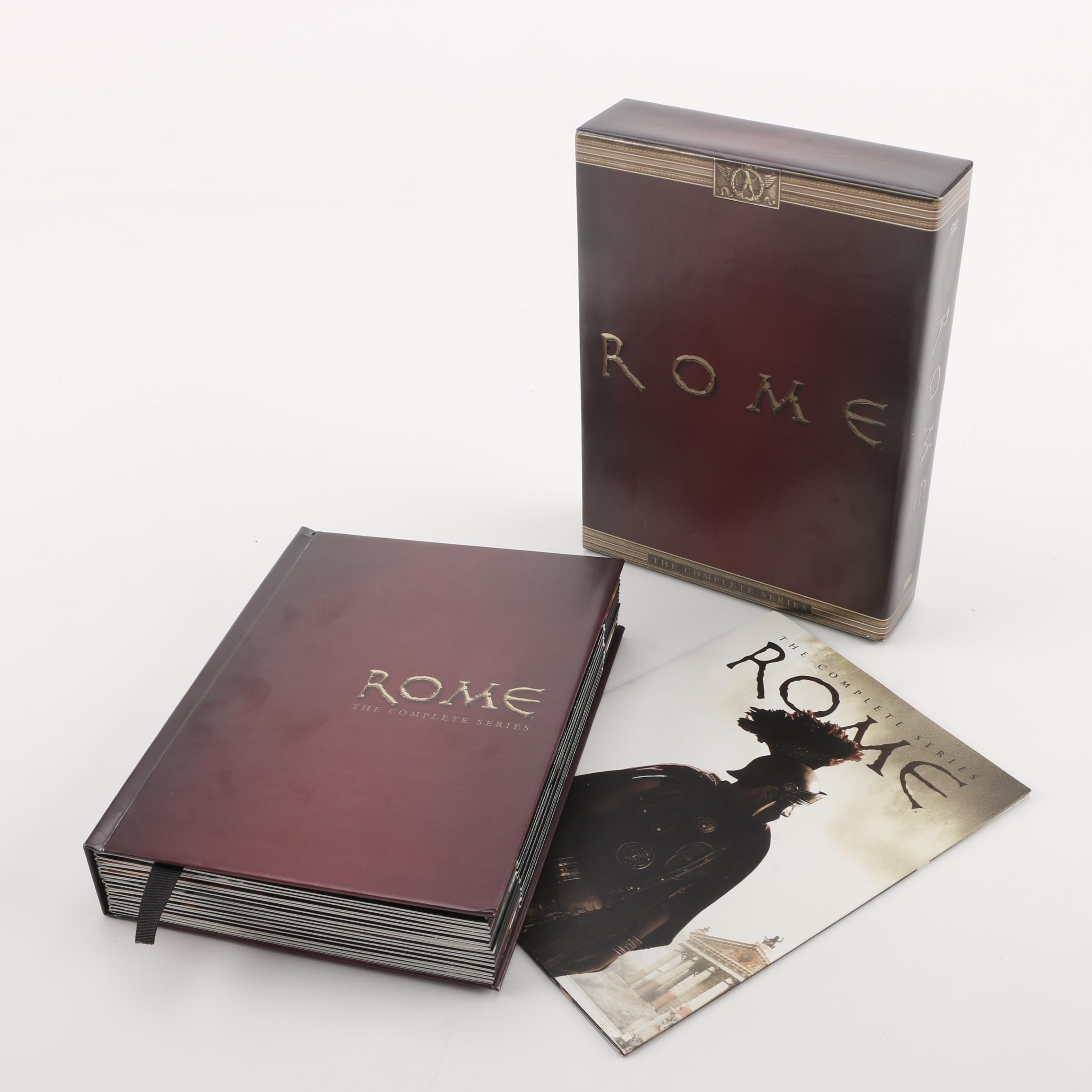 Rome The Complete Series on DVD