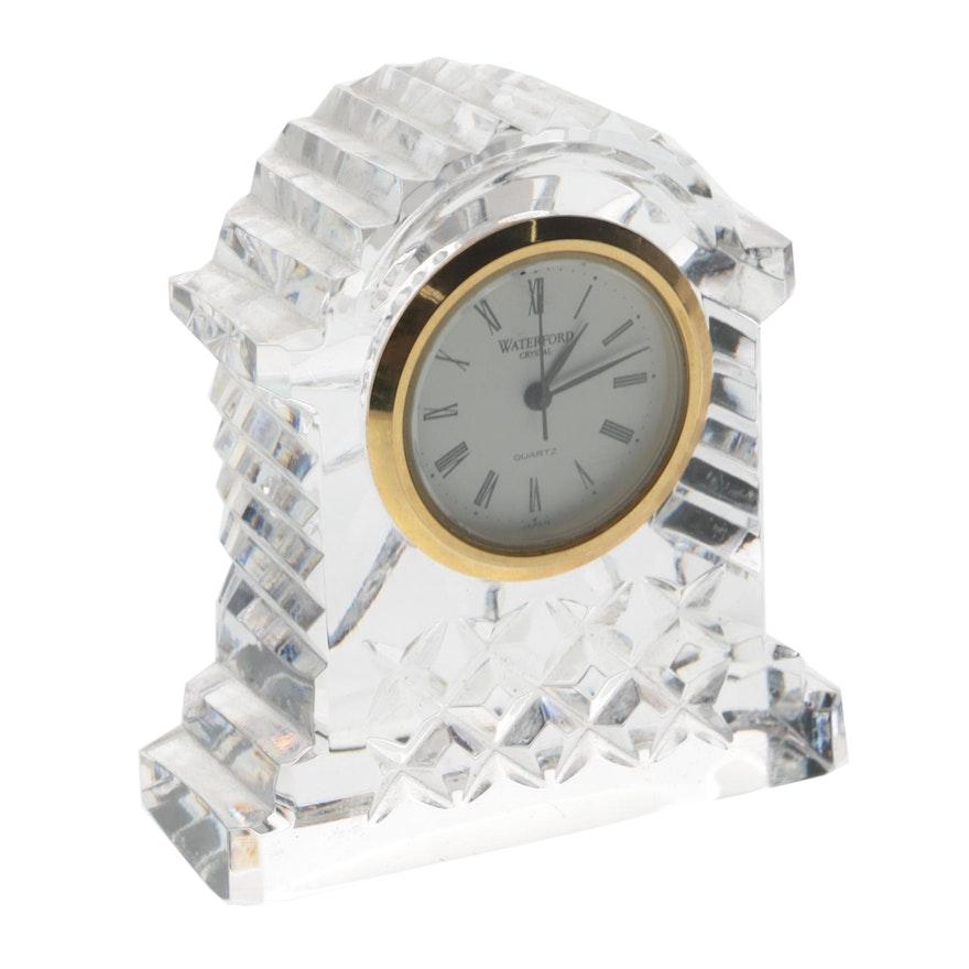 Waterford Crystal Quartz Clock
