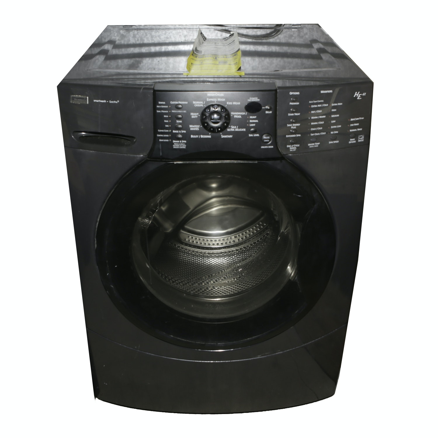 Kenmore Elite Washing Machine