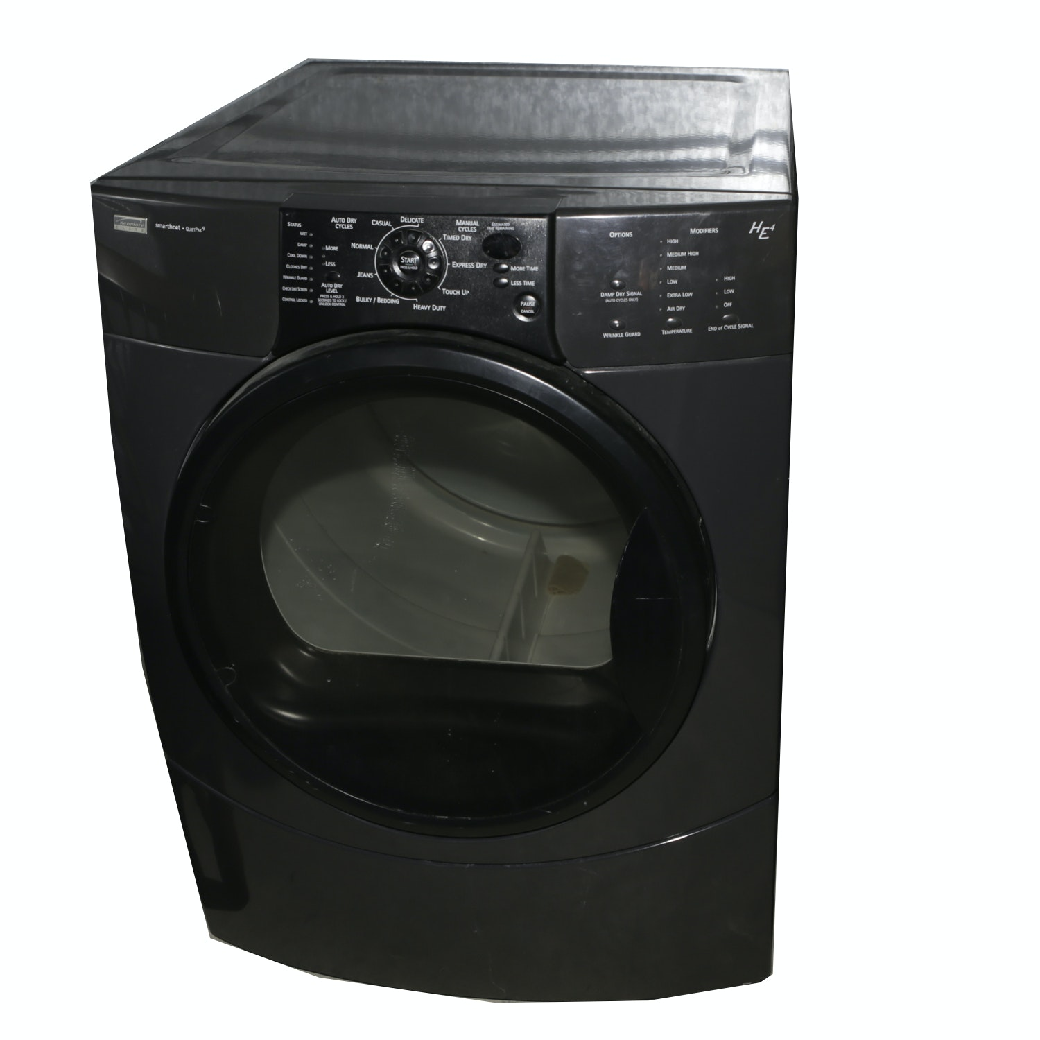 "Kenmore ""Elite"" Front-Loading Gas Dryer"