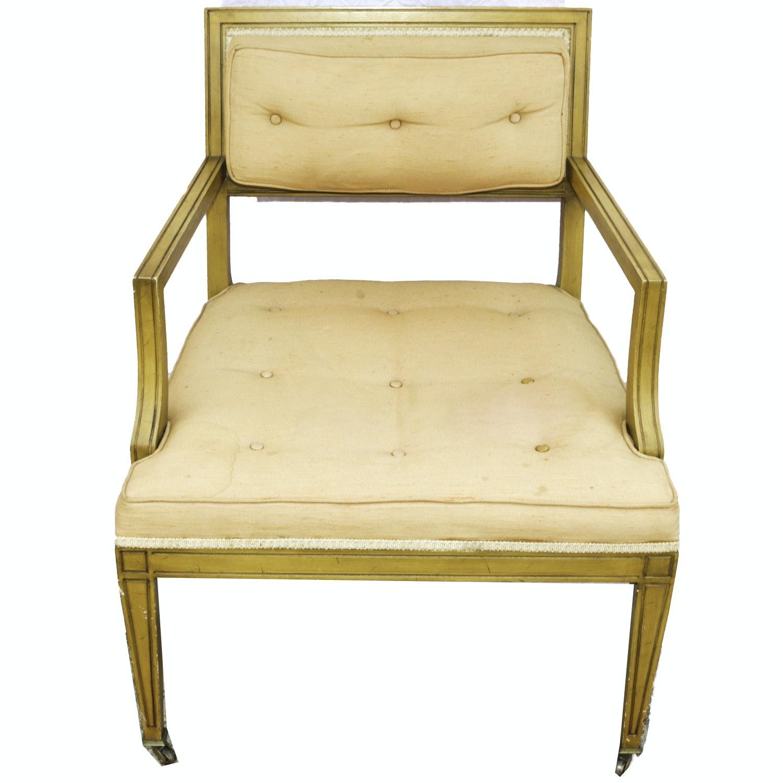 Louis XVI Style Arm Chair