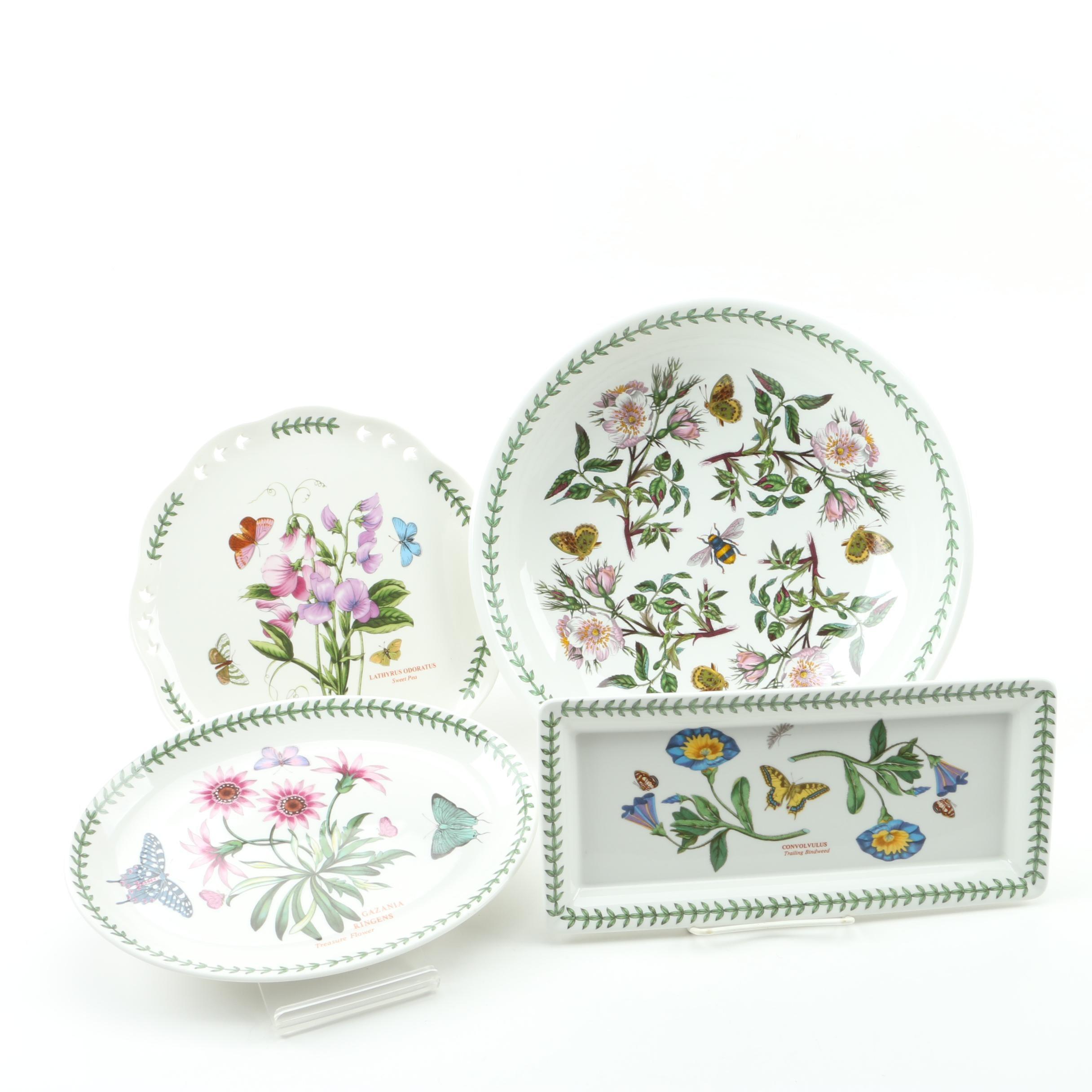 "Portmeirion ""Botanic Garden"" Tableware"
