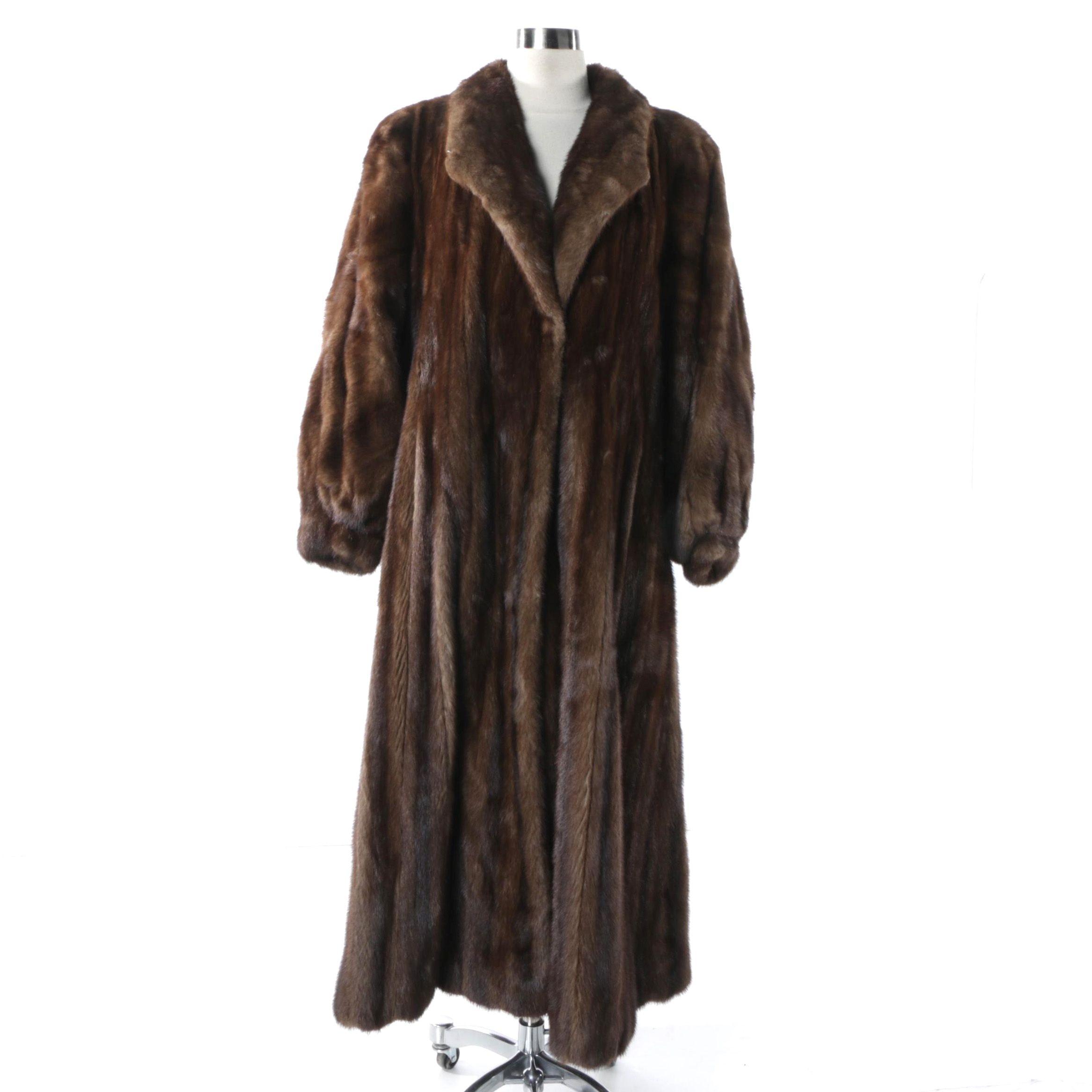 Women's Dimitrios Mink Fur Coat