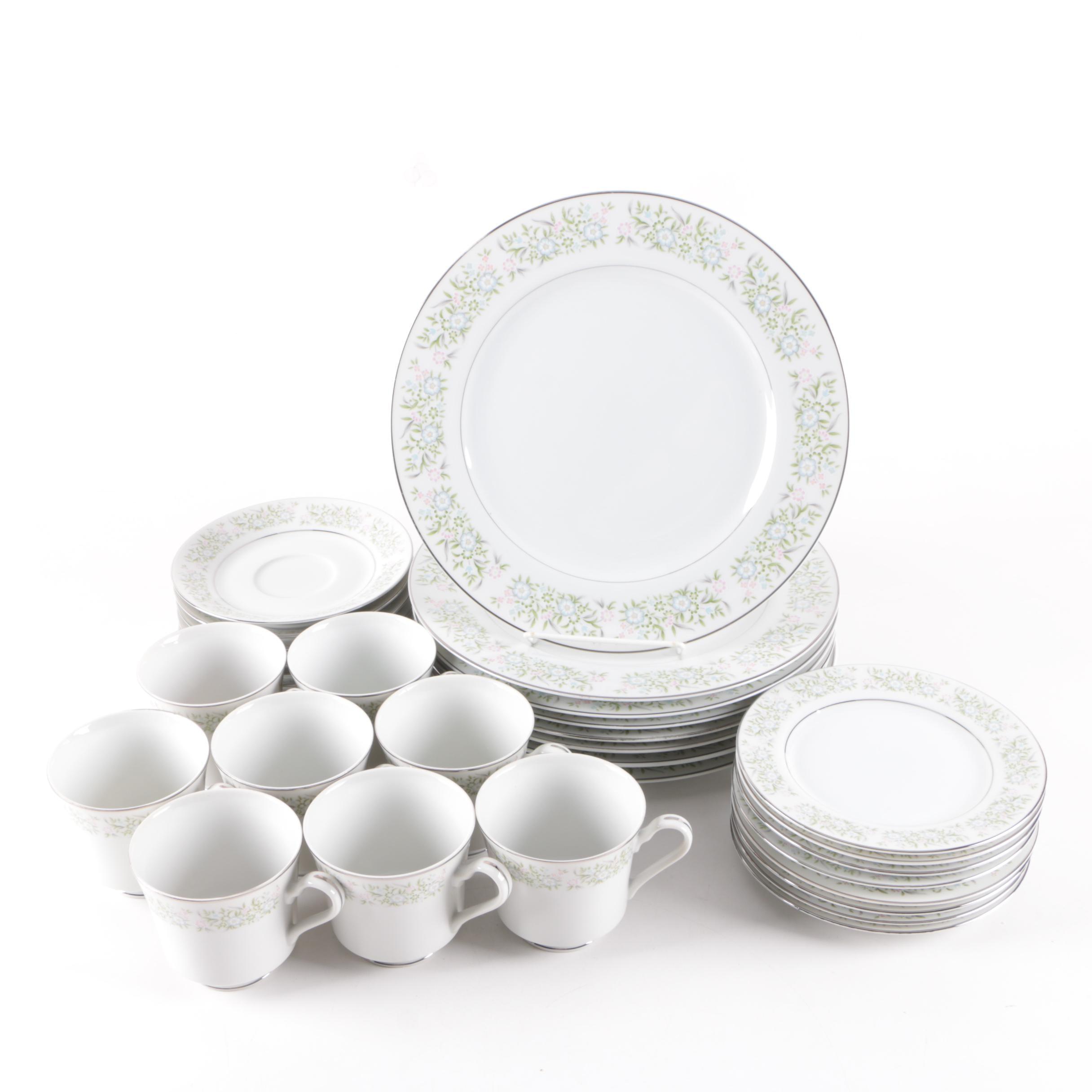 """Taihei """"Springtime"""" Dinnerware"""