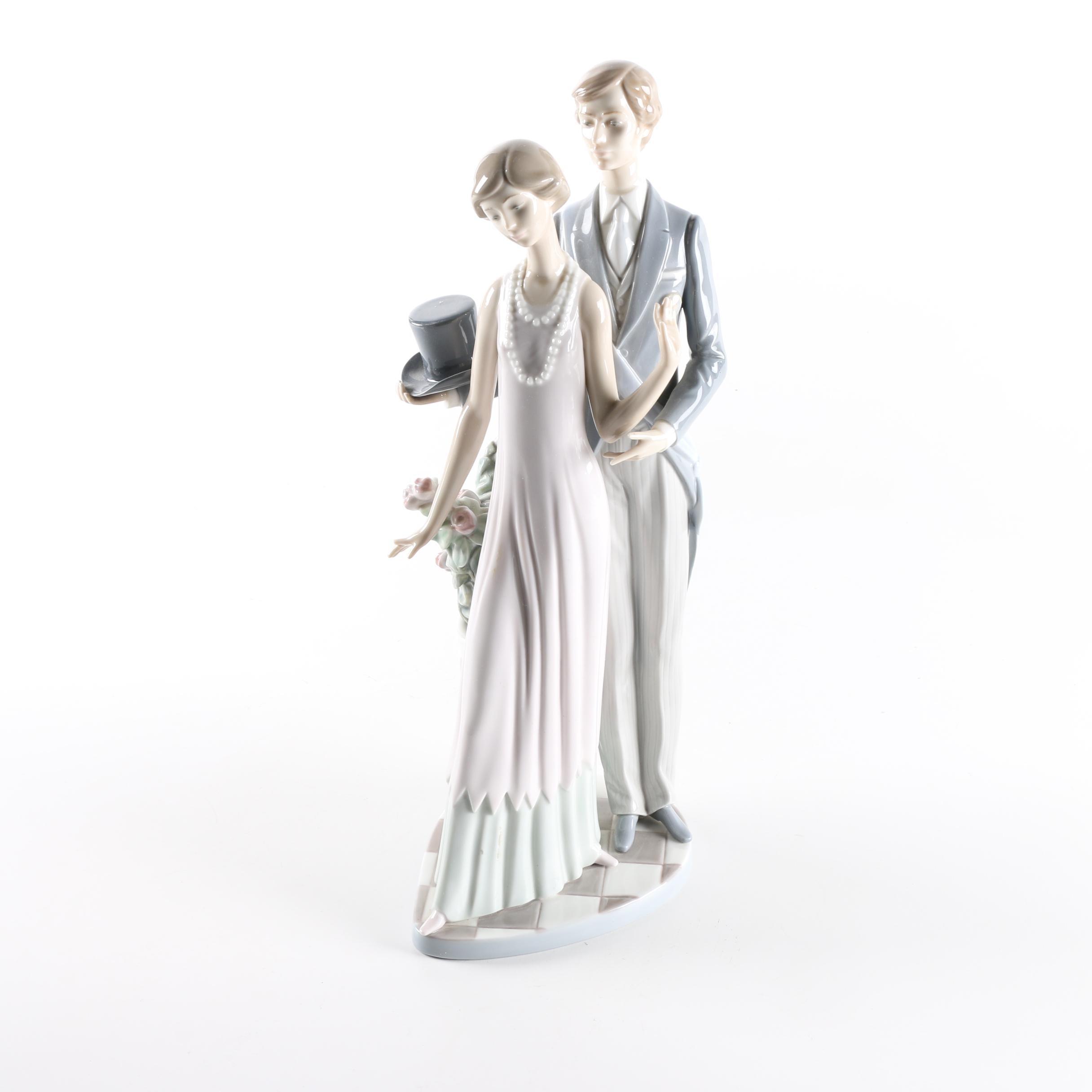 "Lladró ""High Society"" #1430  Figurine"