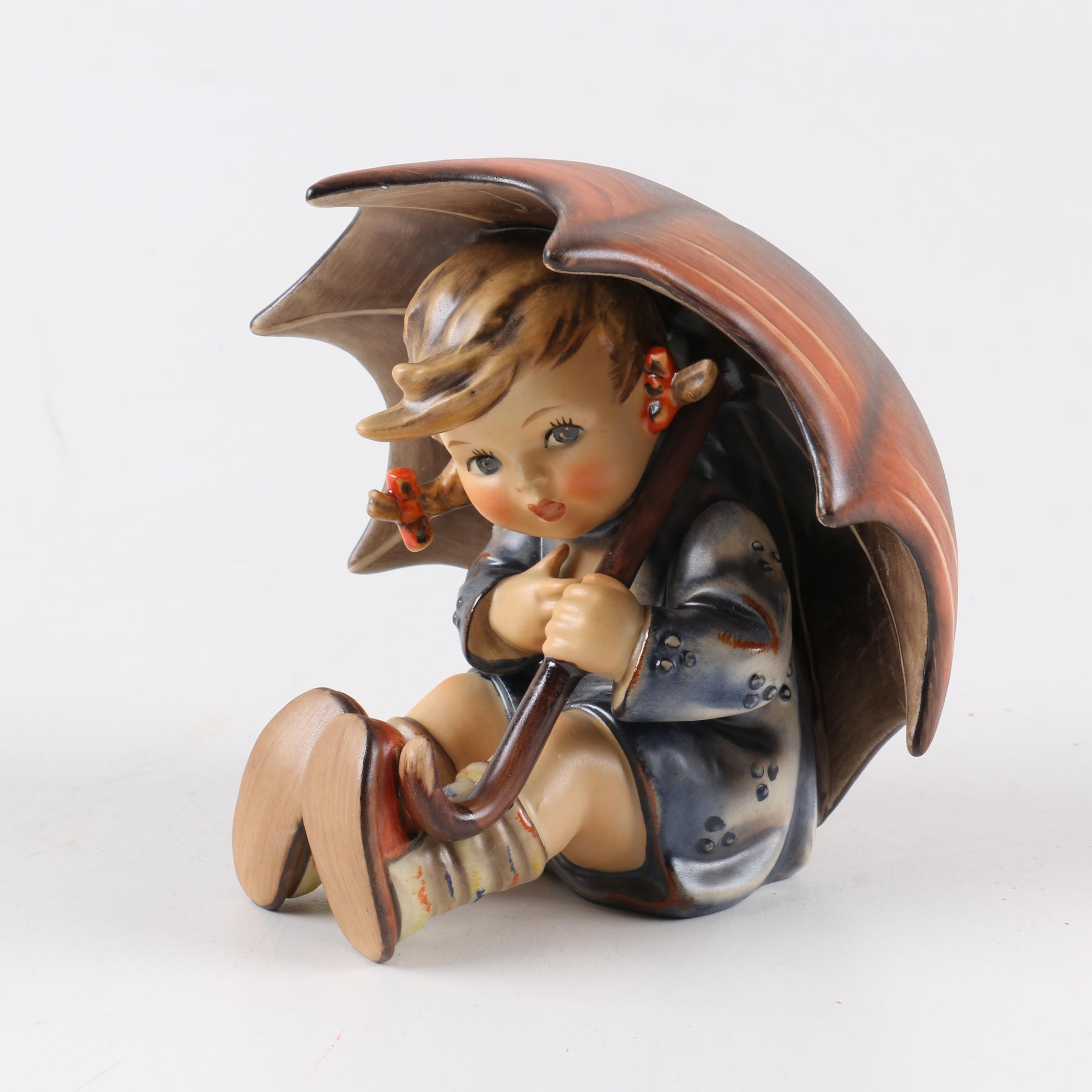"Hummel ""Umbrella Girl"" Figurine"