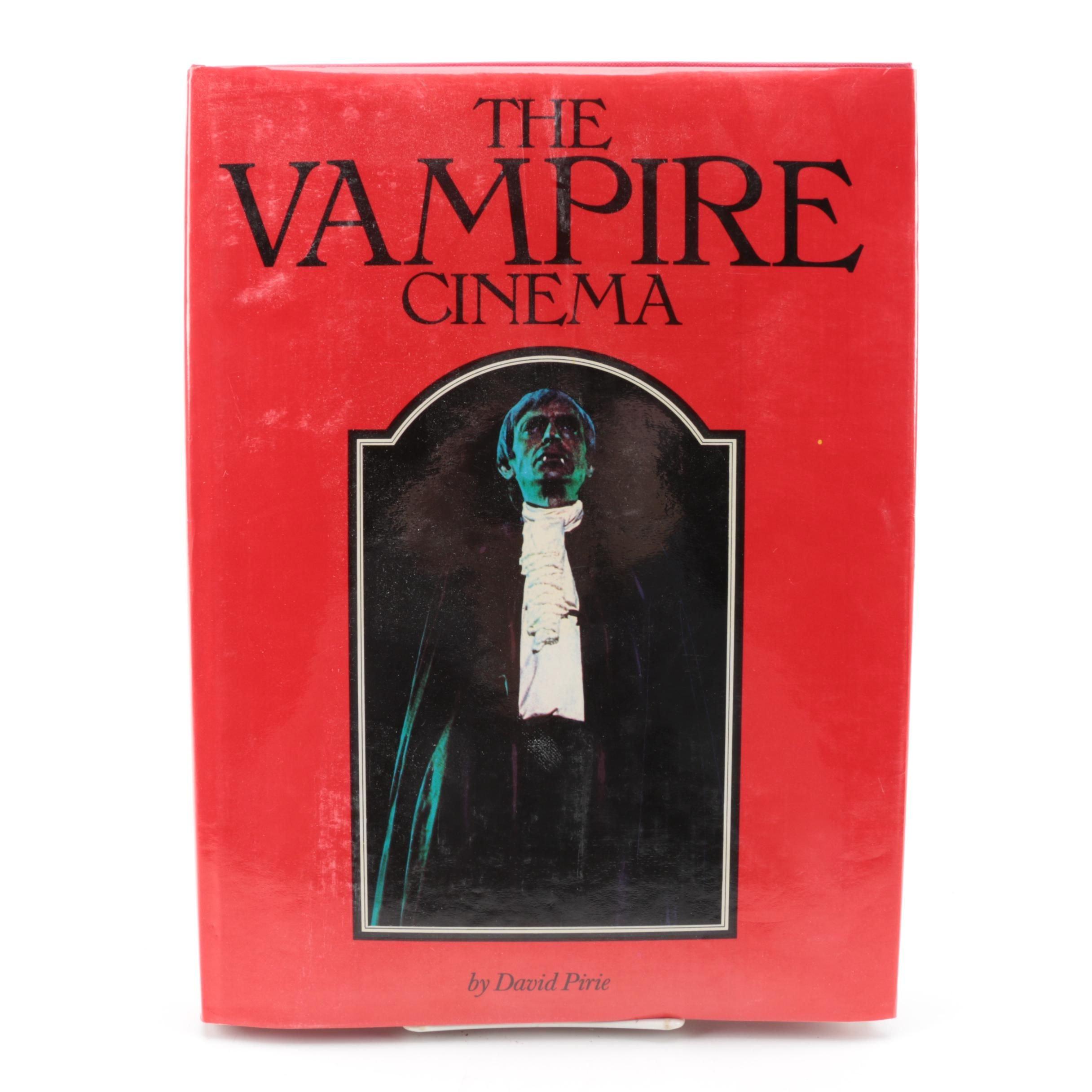 """1977 """"The Vampire Cinema"""" by David Pirie"""