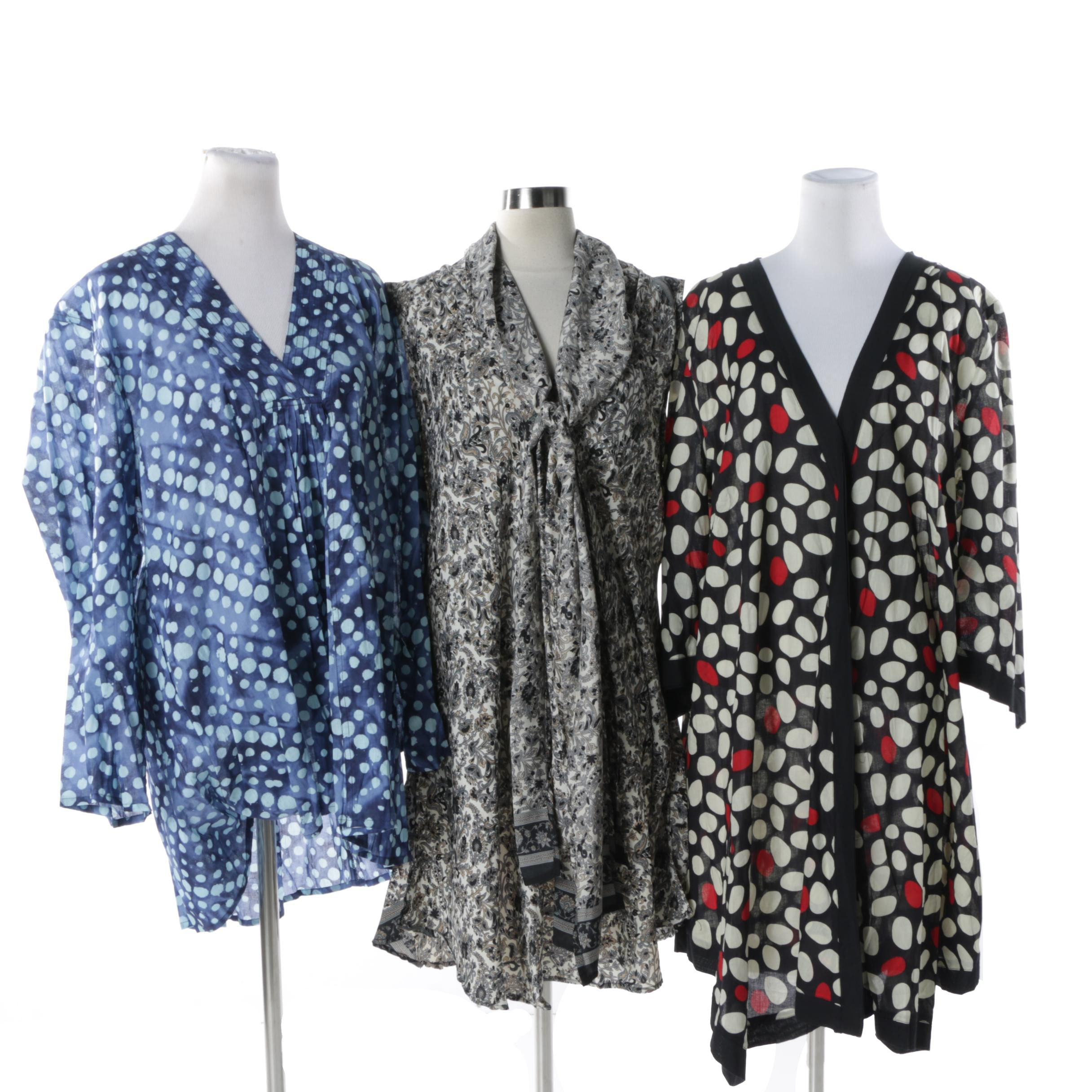 Aller Simplement 2X Tunic and Dresses