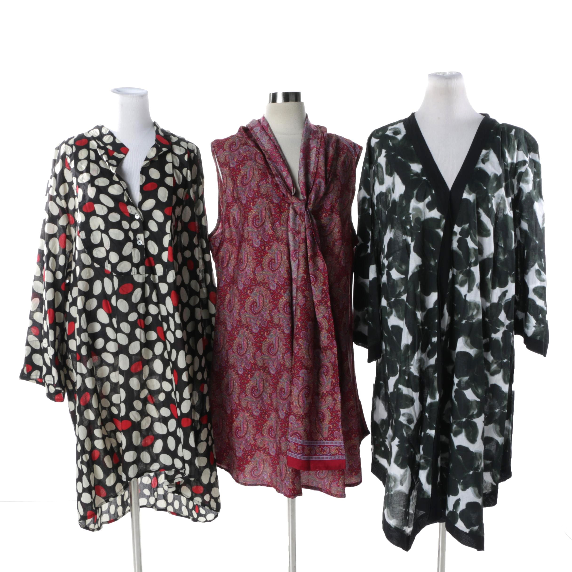 Aller Simplement 3X Dresses and Tunic