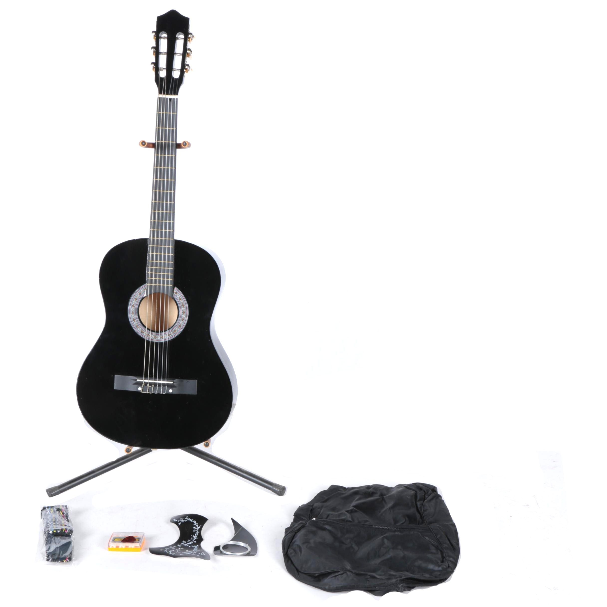 "Best Choice Beginners 38"" Acoustic Guitar Outfit"