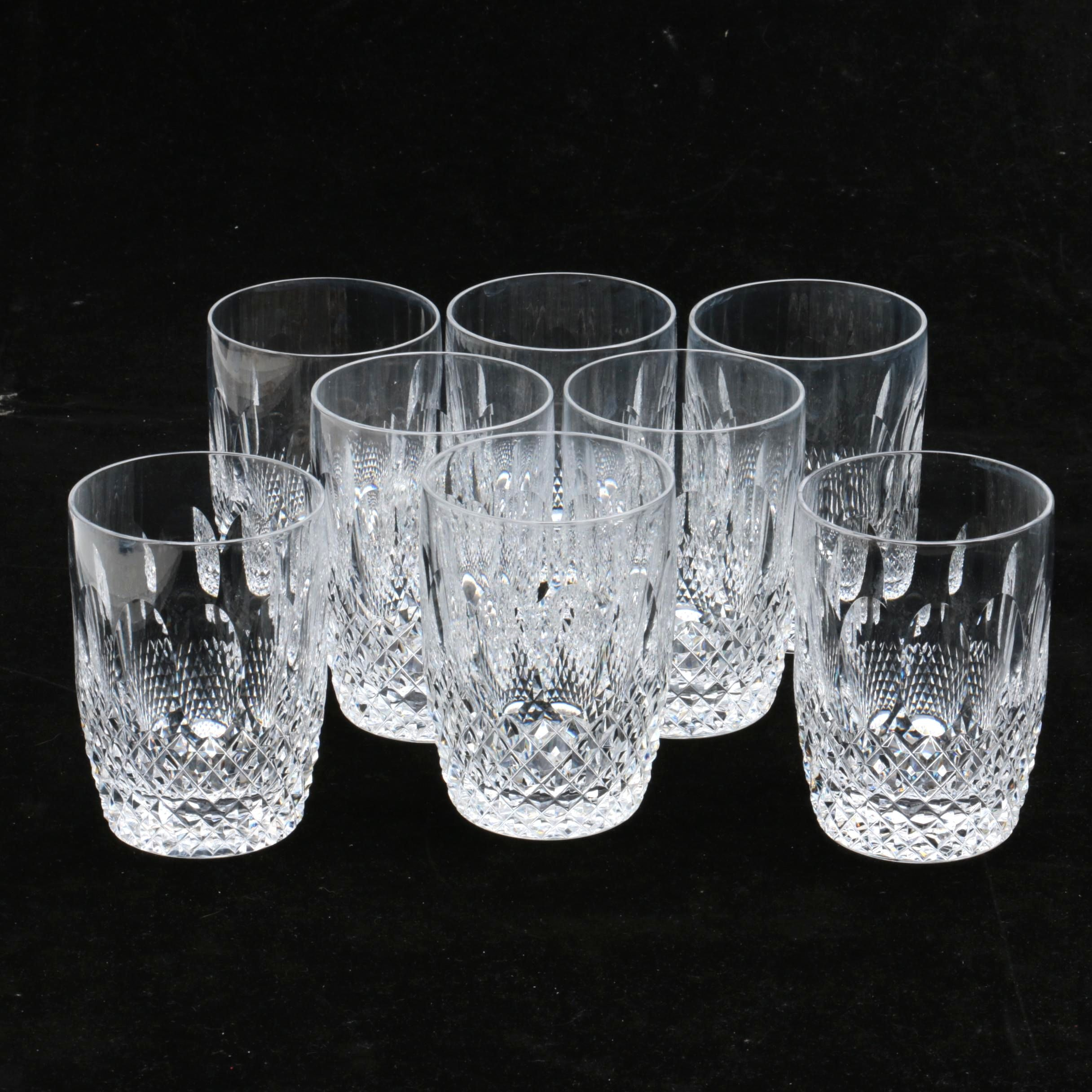 "Waterford Crystal ""Colleen"" Tumblers"
