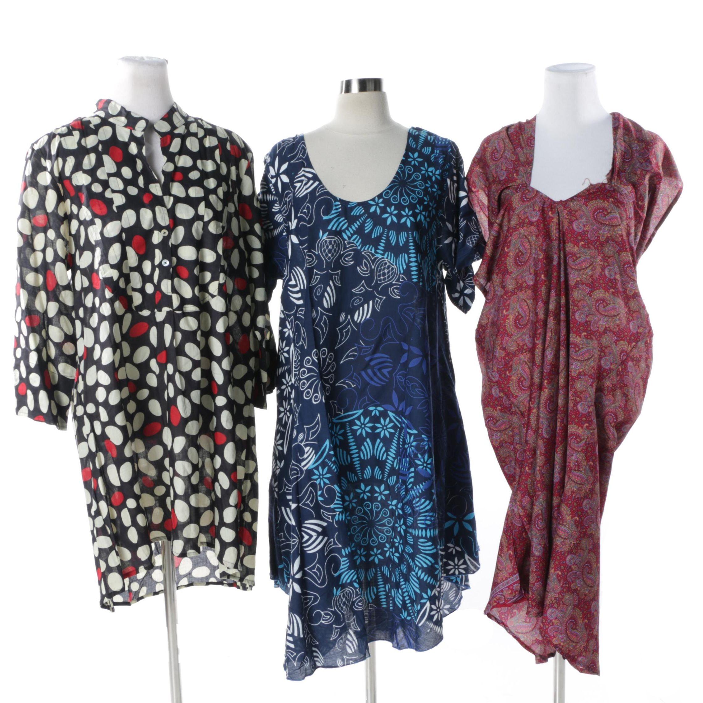 Aller Simplement 1X Dresses