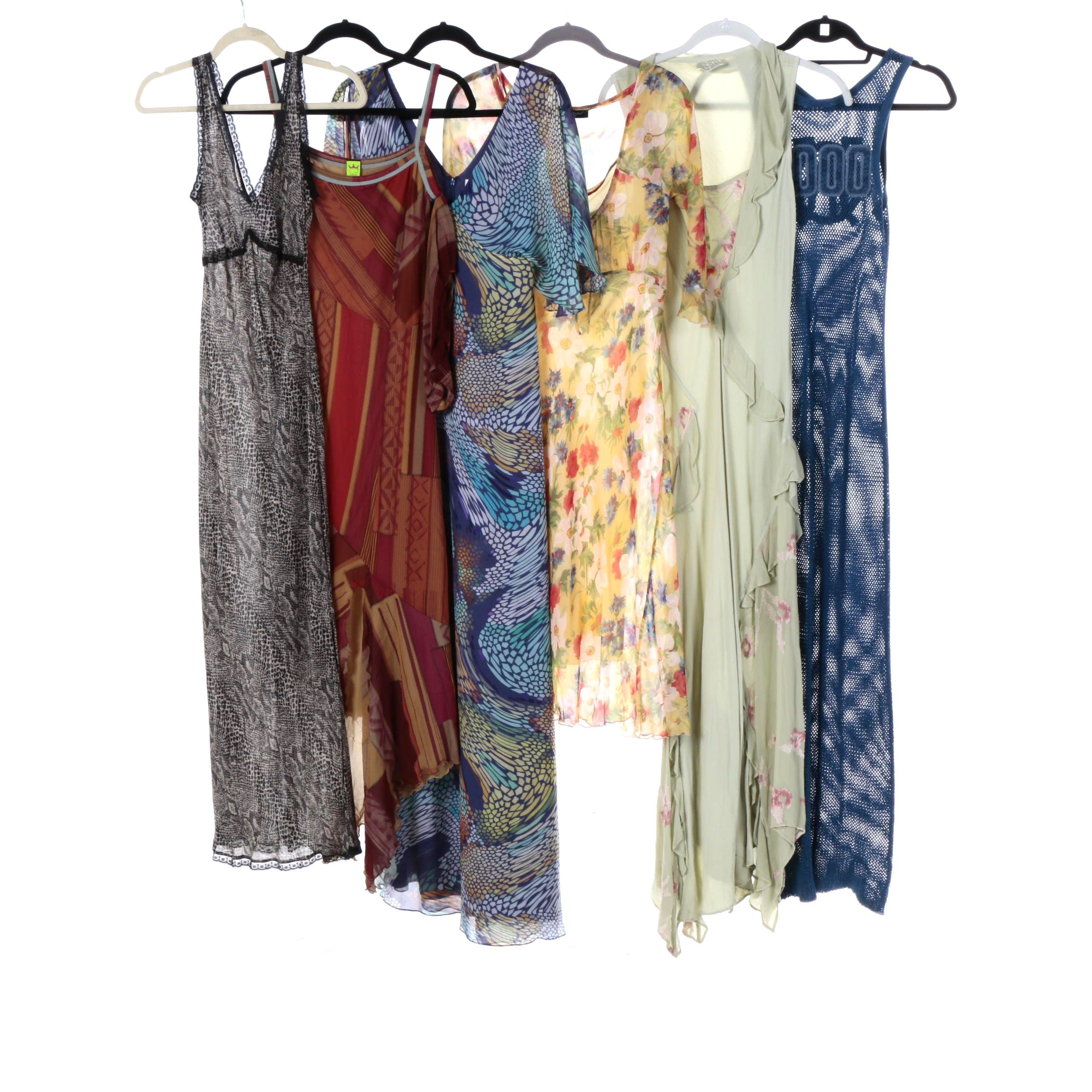 Dresses Including Betsey Johnson, Jean Paul Gaultier and Badgley Mischka