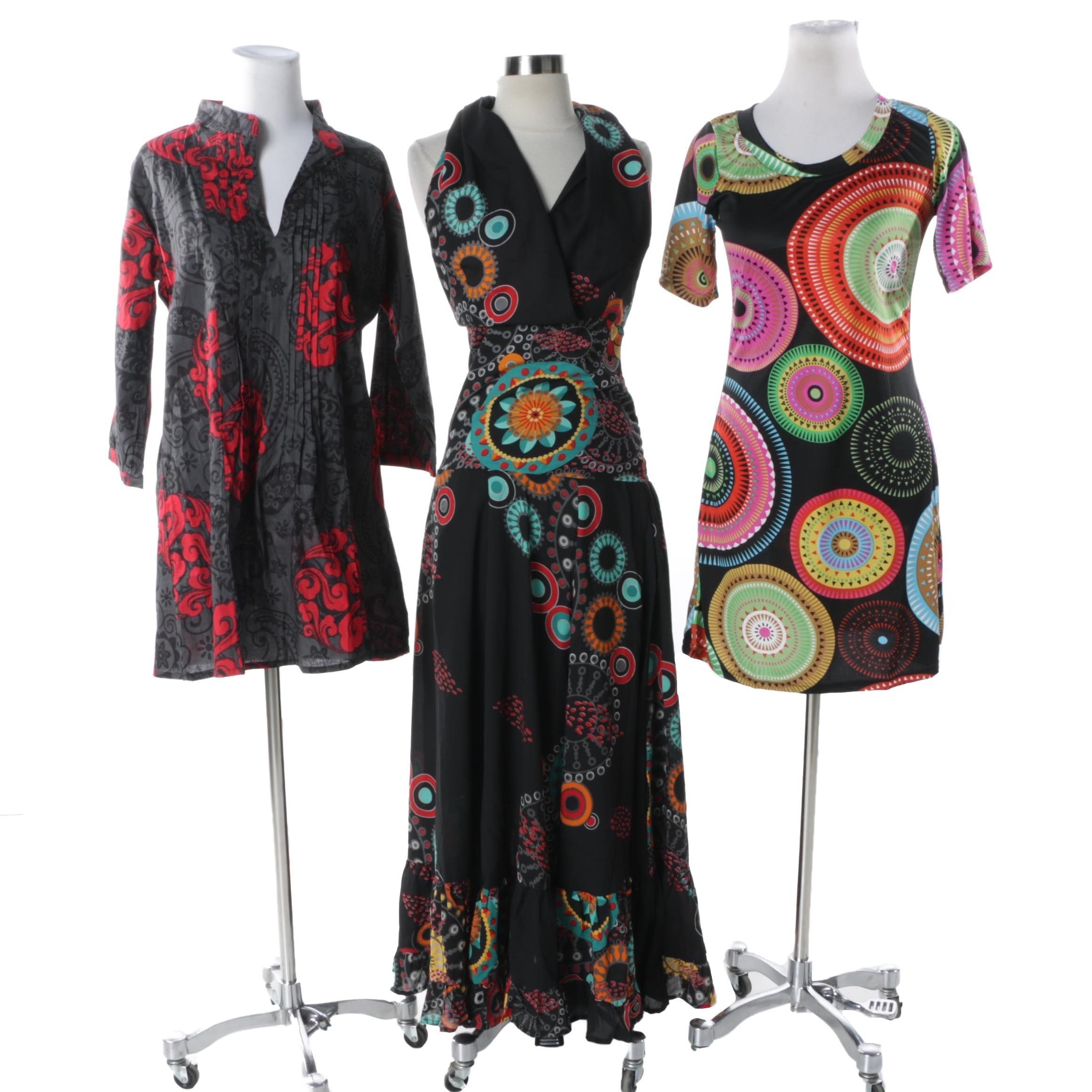 Aller Simplement Size Small Dress Separates