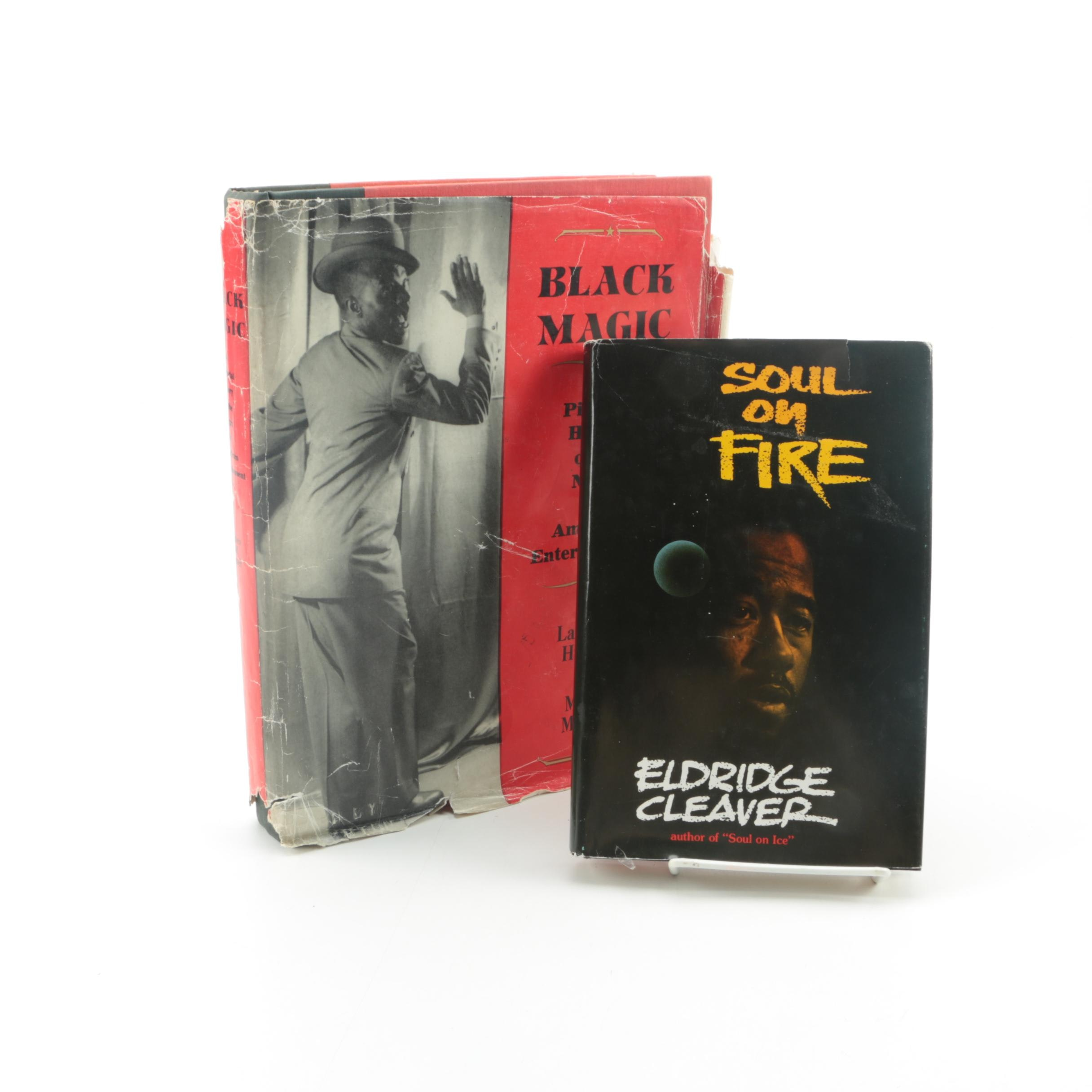 "1978 ""Soul on Fire"" and 1968 ""Black Magic"""