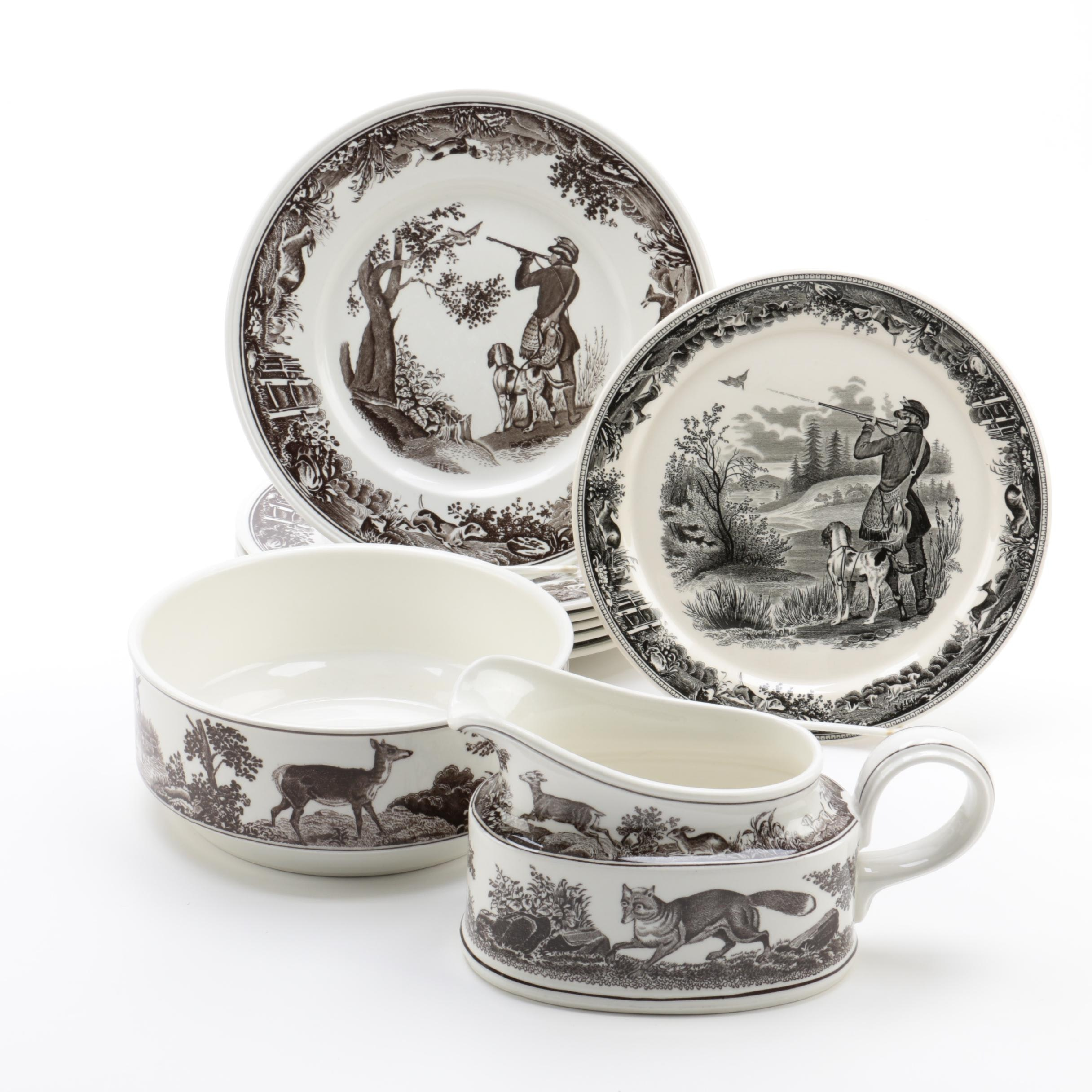 "Villeroy and Boch ""Anjou"" Tableware"