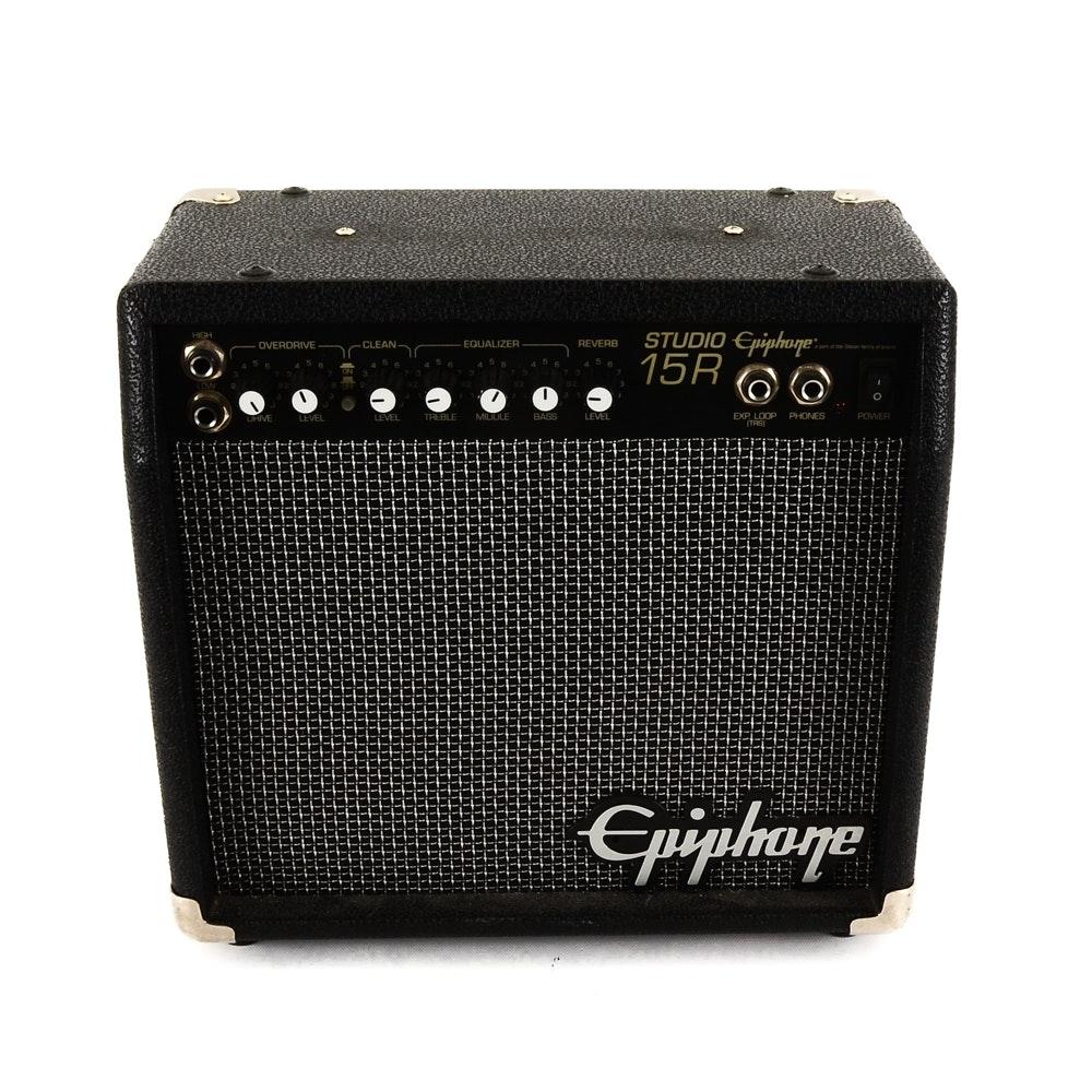"Epiphone ""Studio 15R"" Guitar Amplifier"