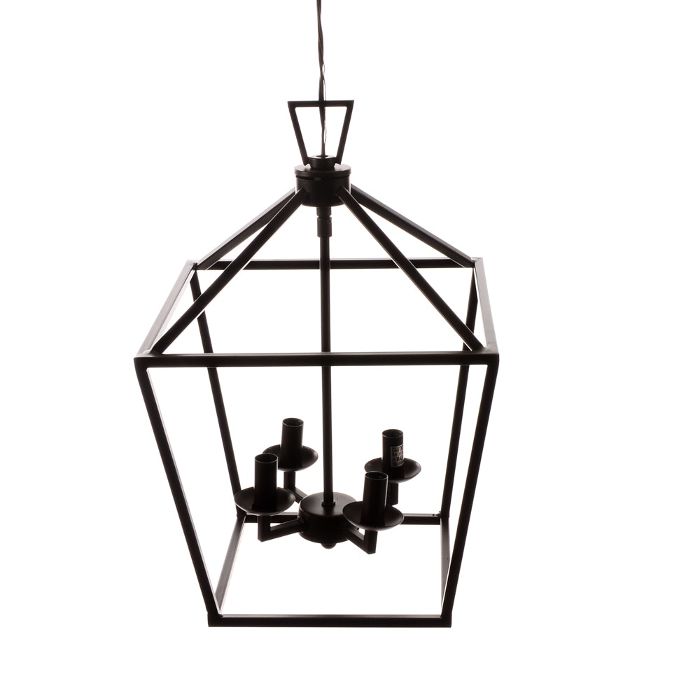 Carriage House Style Pendant Light