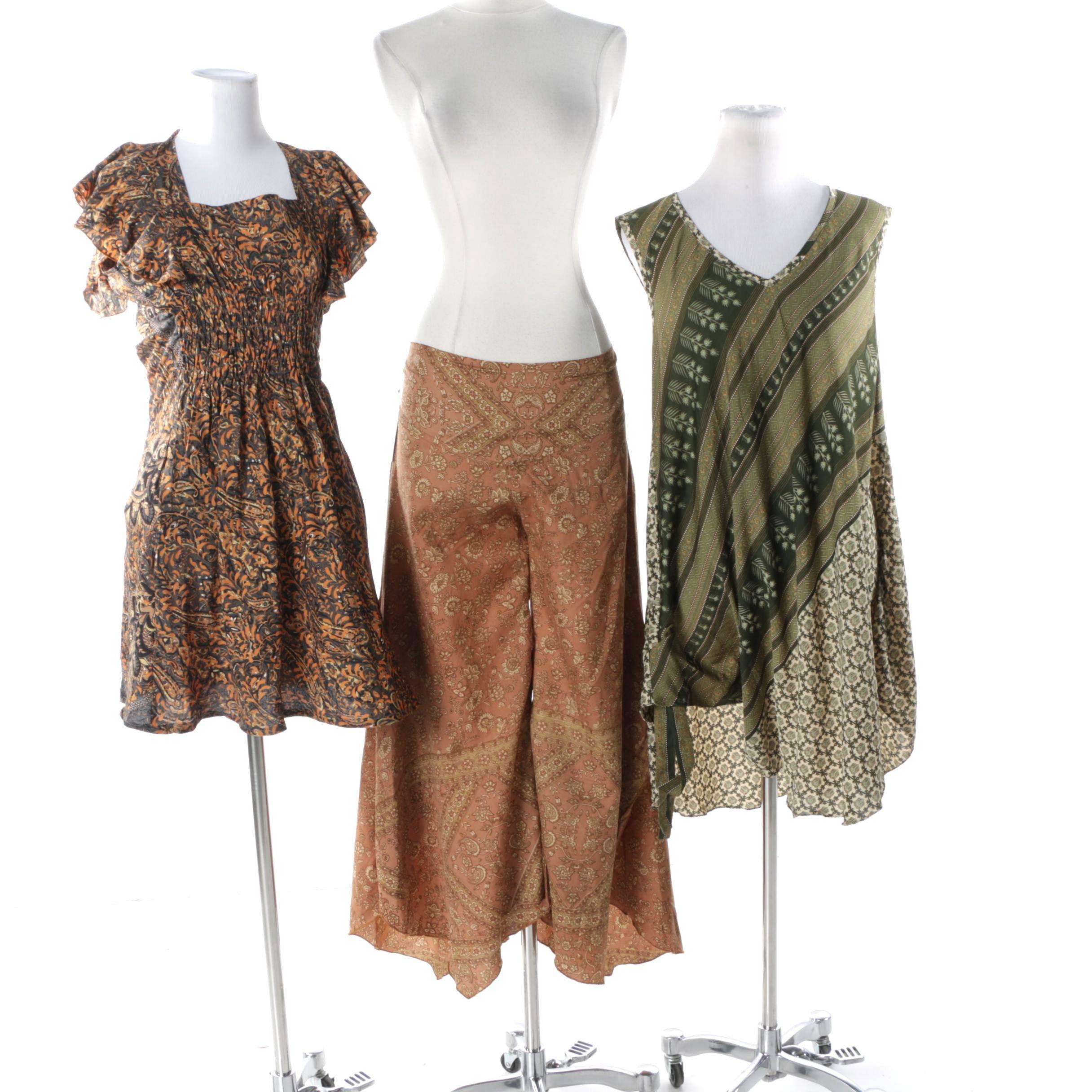 Women's Aller Simplement Size Medium Dress, Tunic and Pants