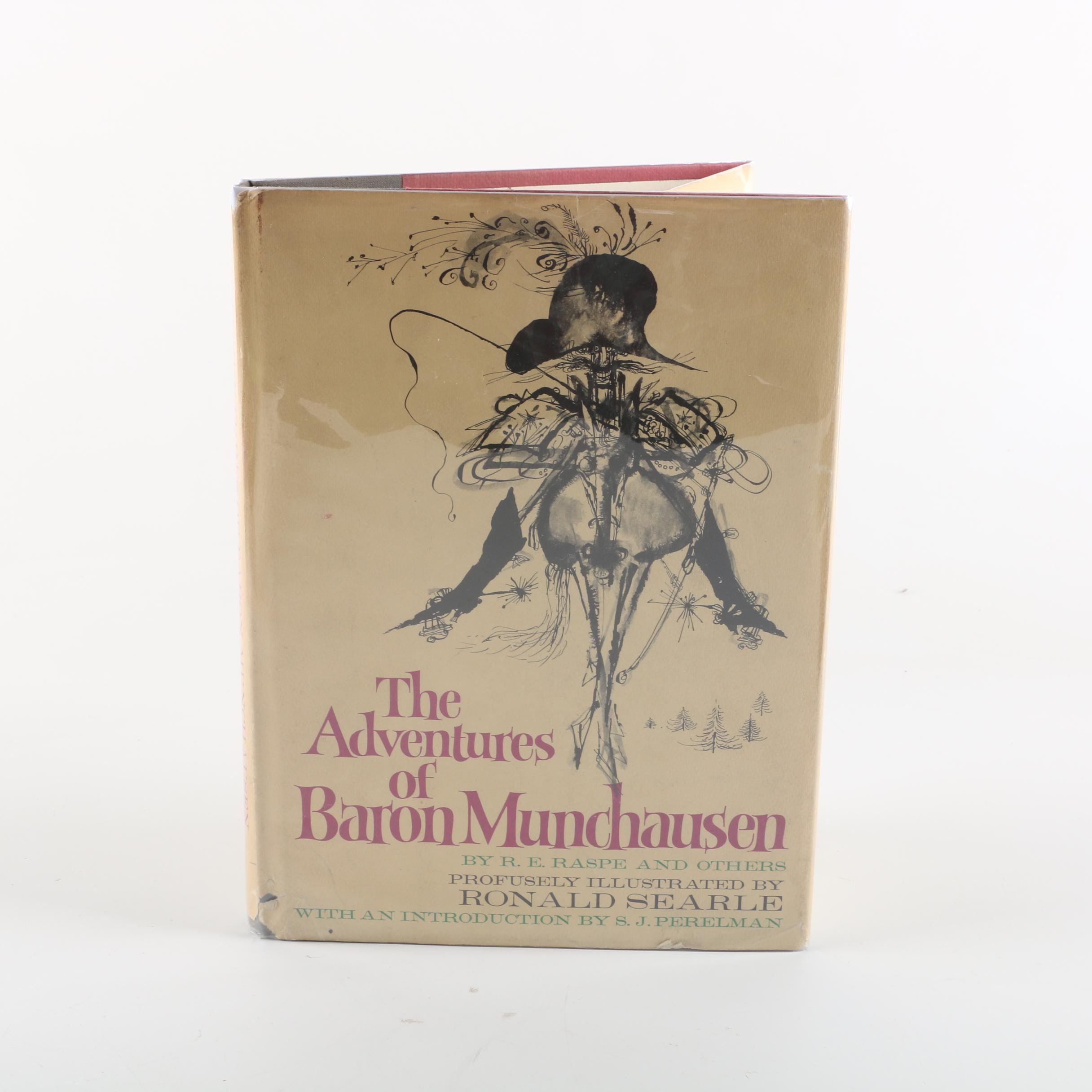 "1969 ""The Adventures of Baron Munchausen"" by R.E. Raspe"