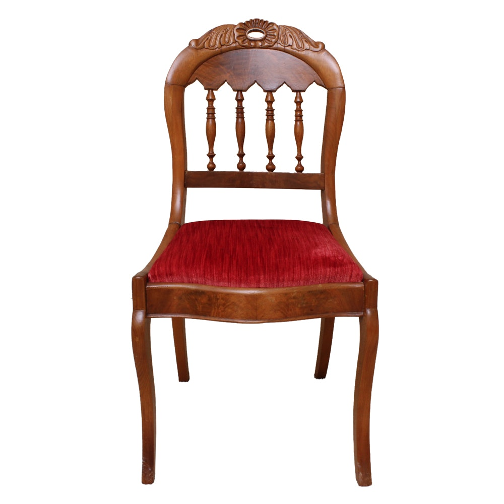 Early Victorian Side Chair