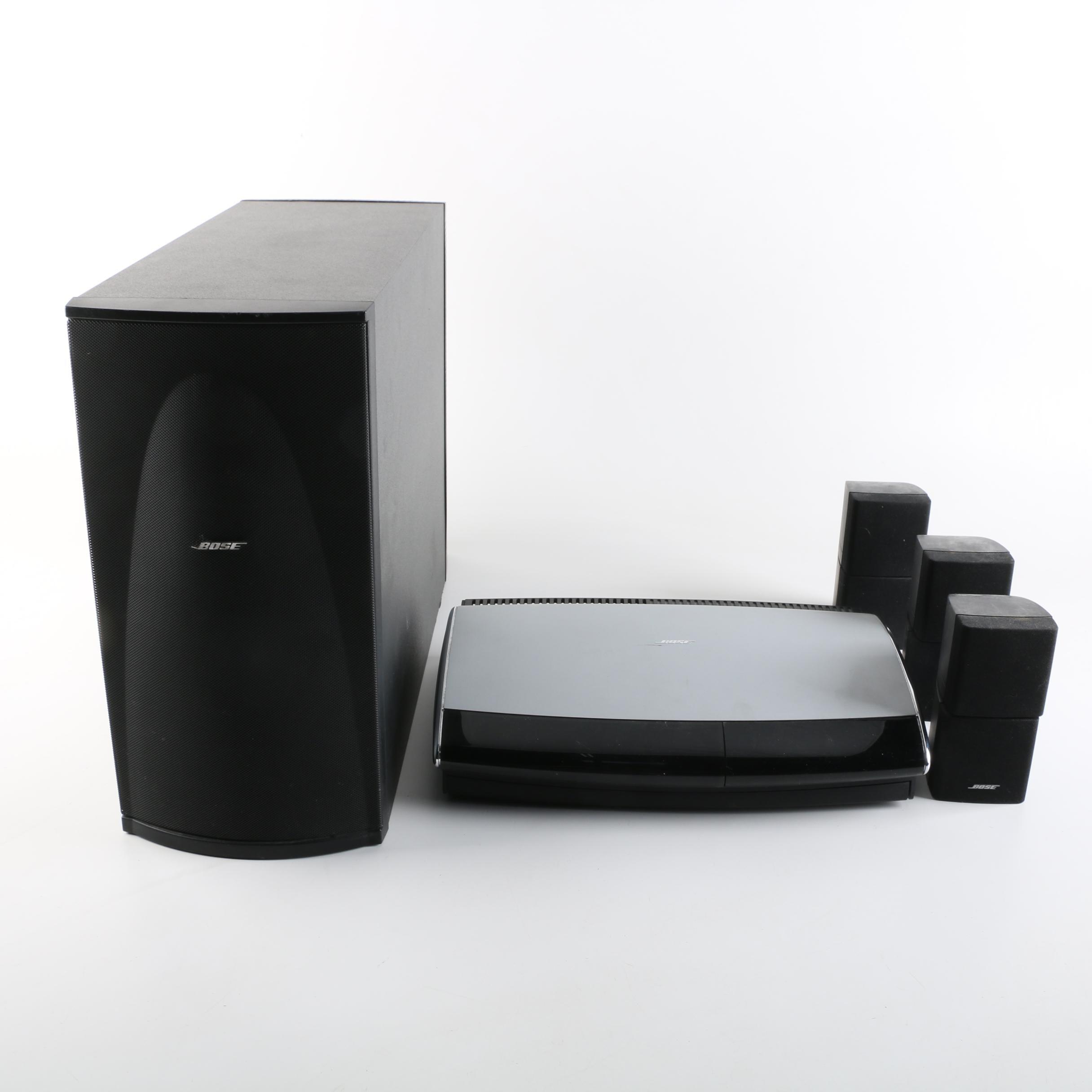 Bose Home Entertainment Speaker System
