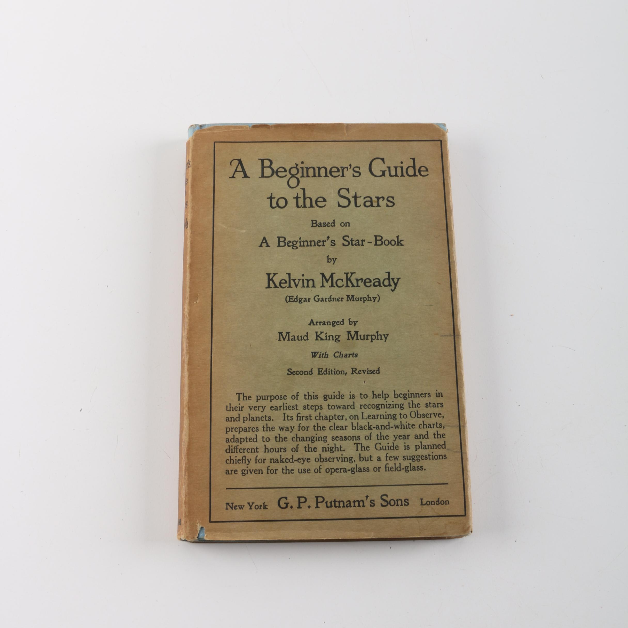 "1931 ""A Beginners Guide to the Stars"""
