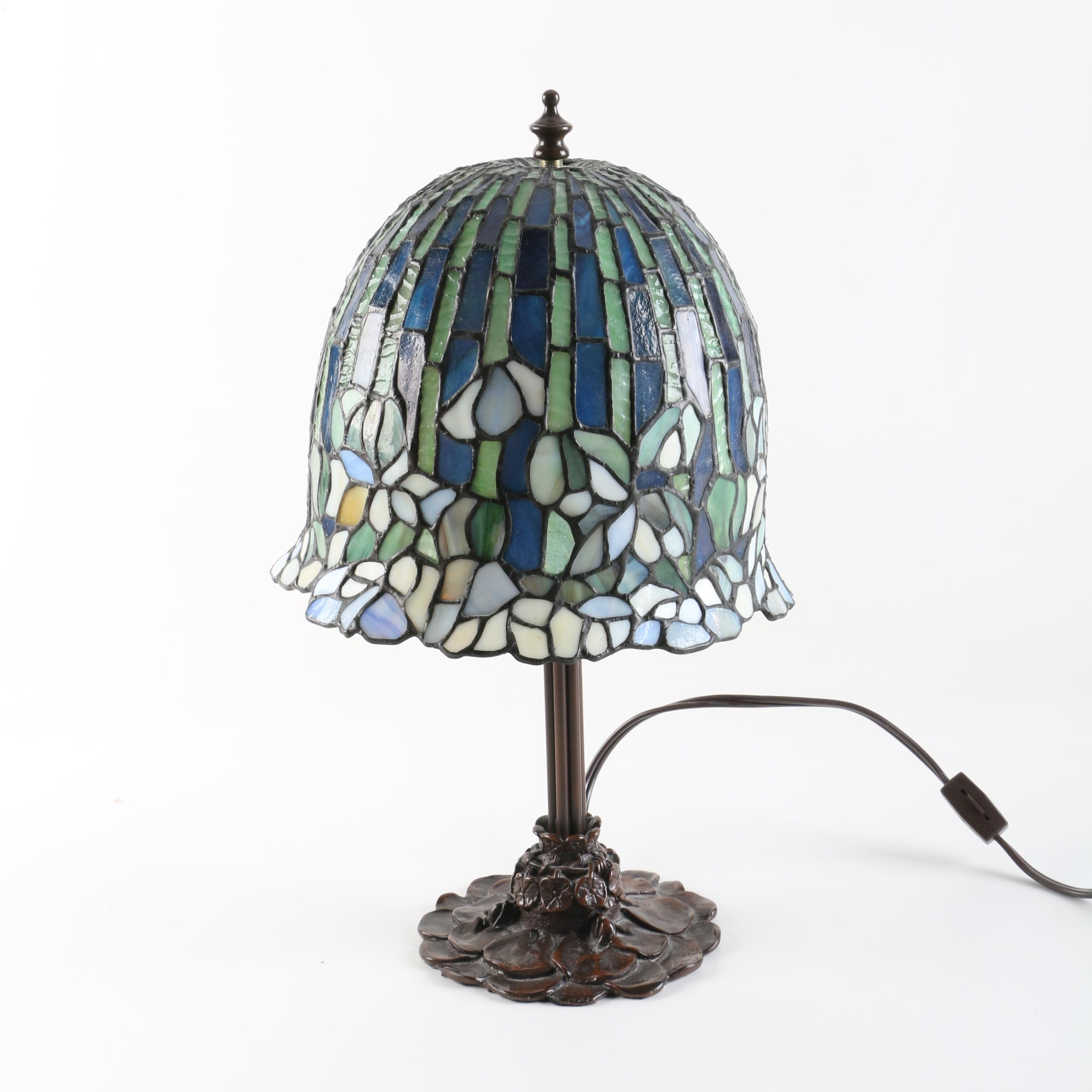 Tiffany Style Accent Lamp