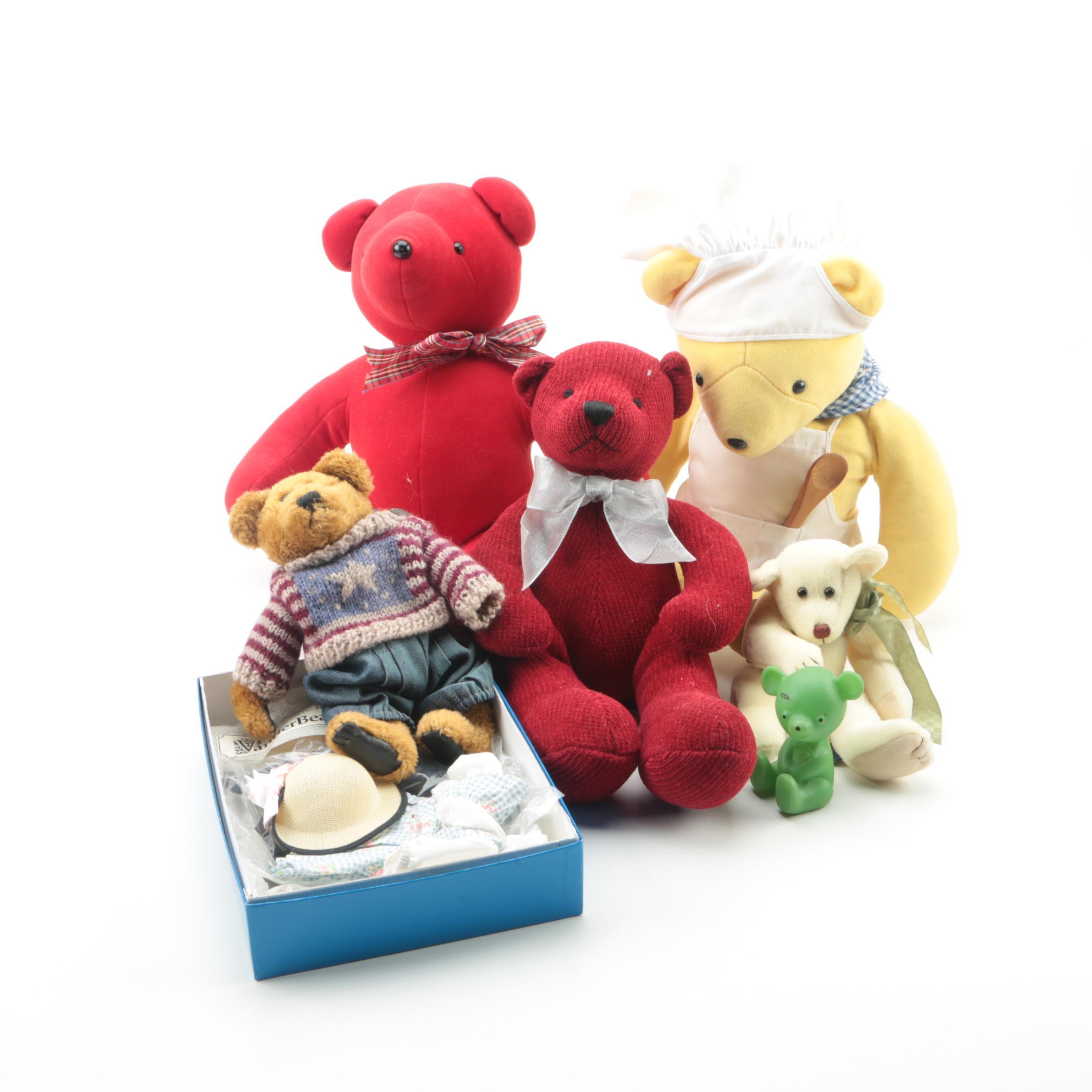 1979 North American Bear Co. Teddy Bears and Boyds Bears