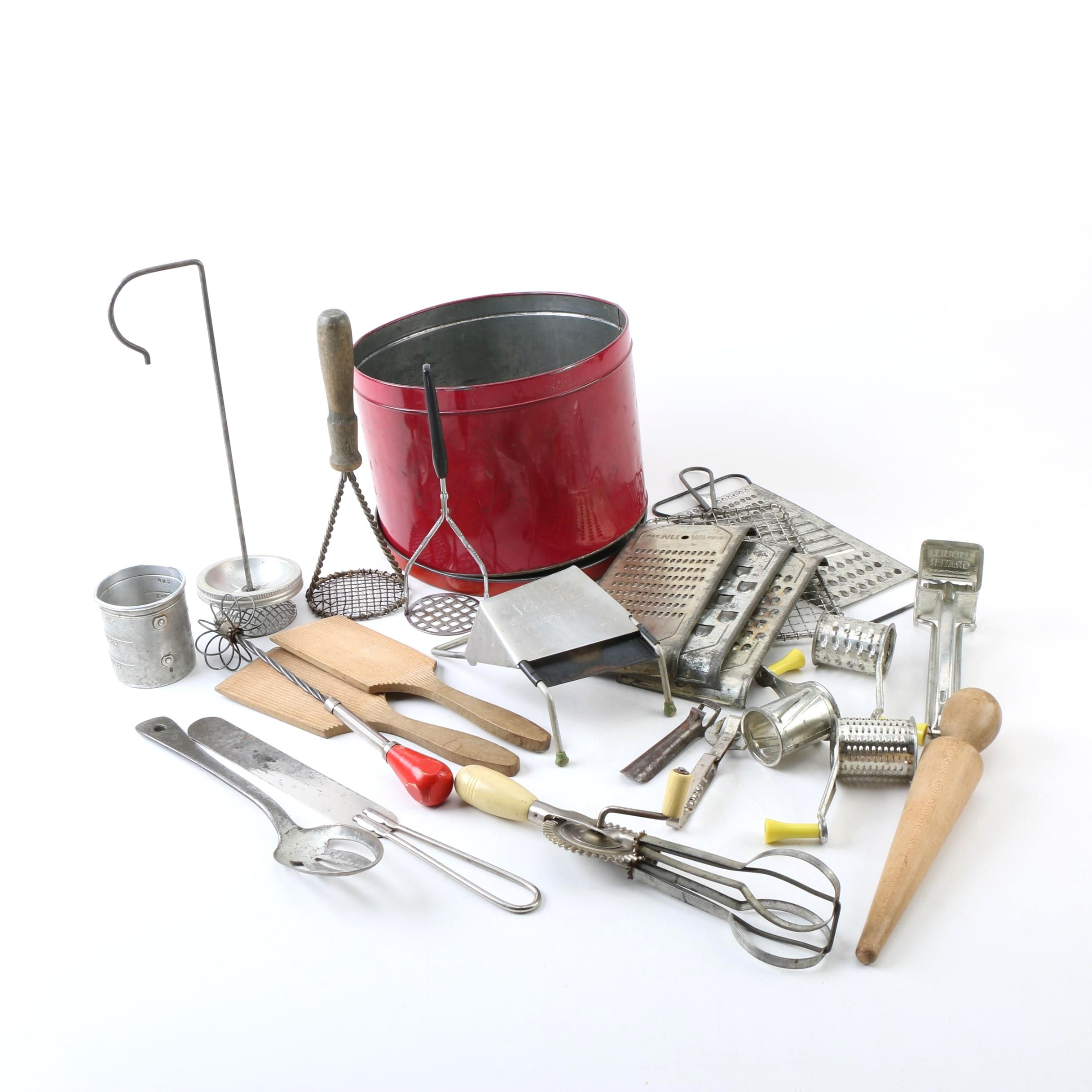 Vintage Kitchen Tools and Gadgets