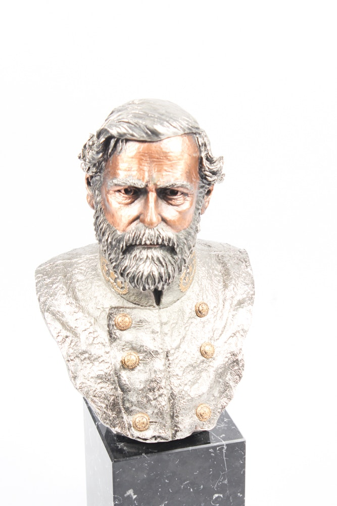 Frances Barnum Limited Edition Sculpture of Robert E. Lee