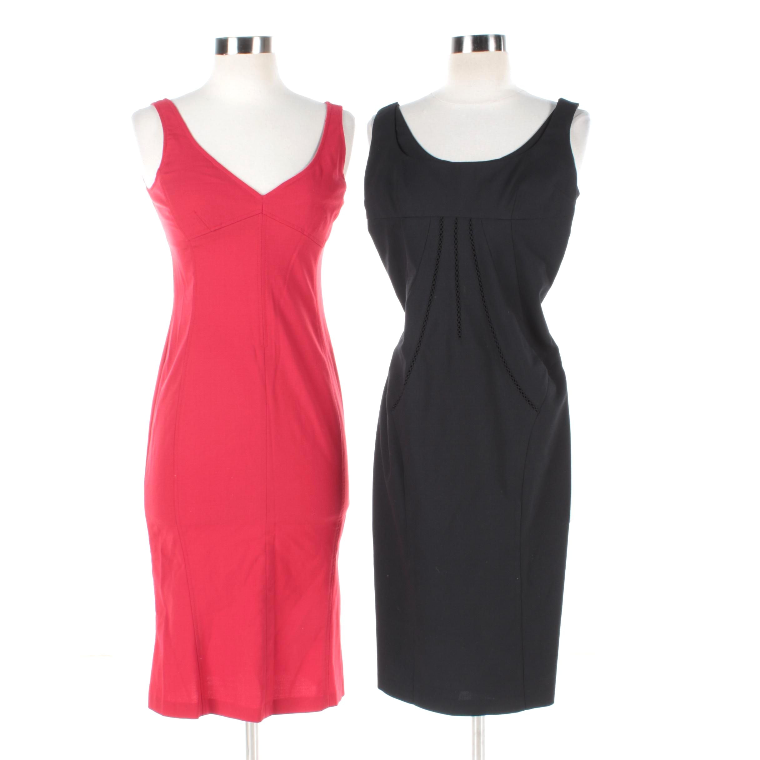 Women's Dolce & Gabbana Sleeveless Dresses