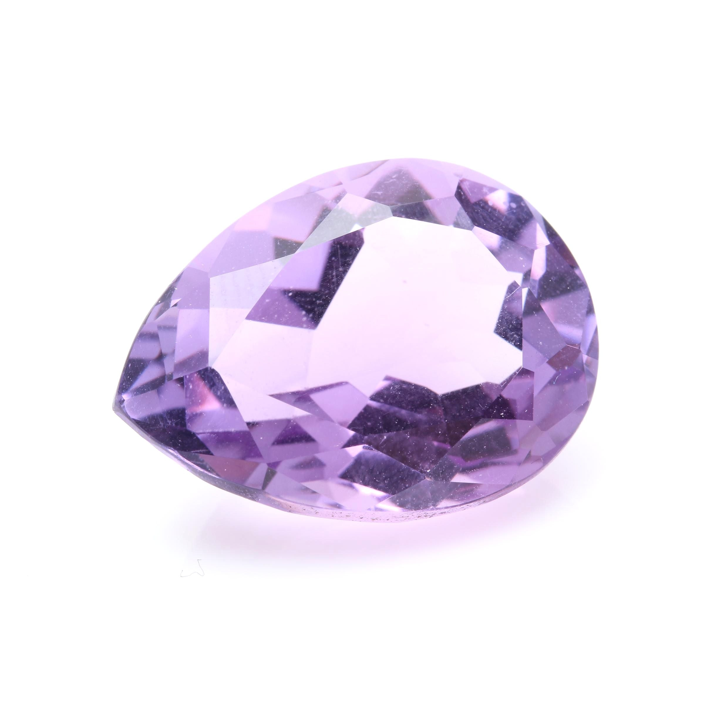 Loose 16.72 CT Amethyst