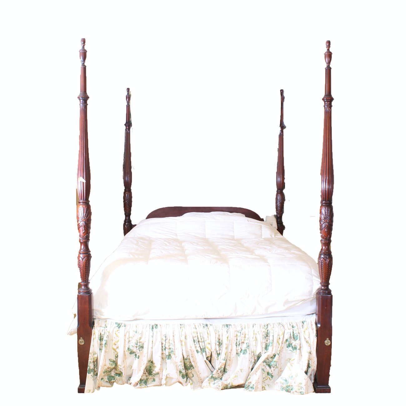 Four-Poster Queen Bed Frame by Century Furniture